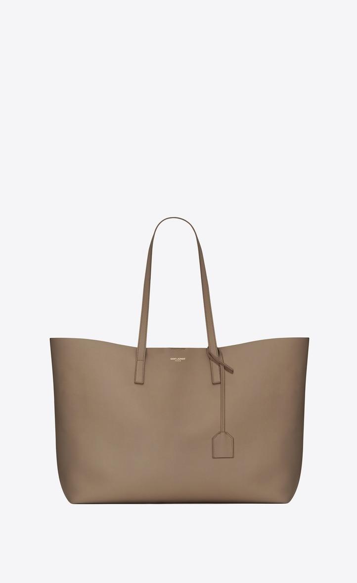 유럽직배송 입생로랑 SAINT LAURENT shopping bag saint laurent E/W in supple leather 394195CSV0J1722