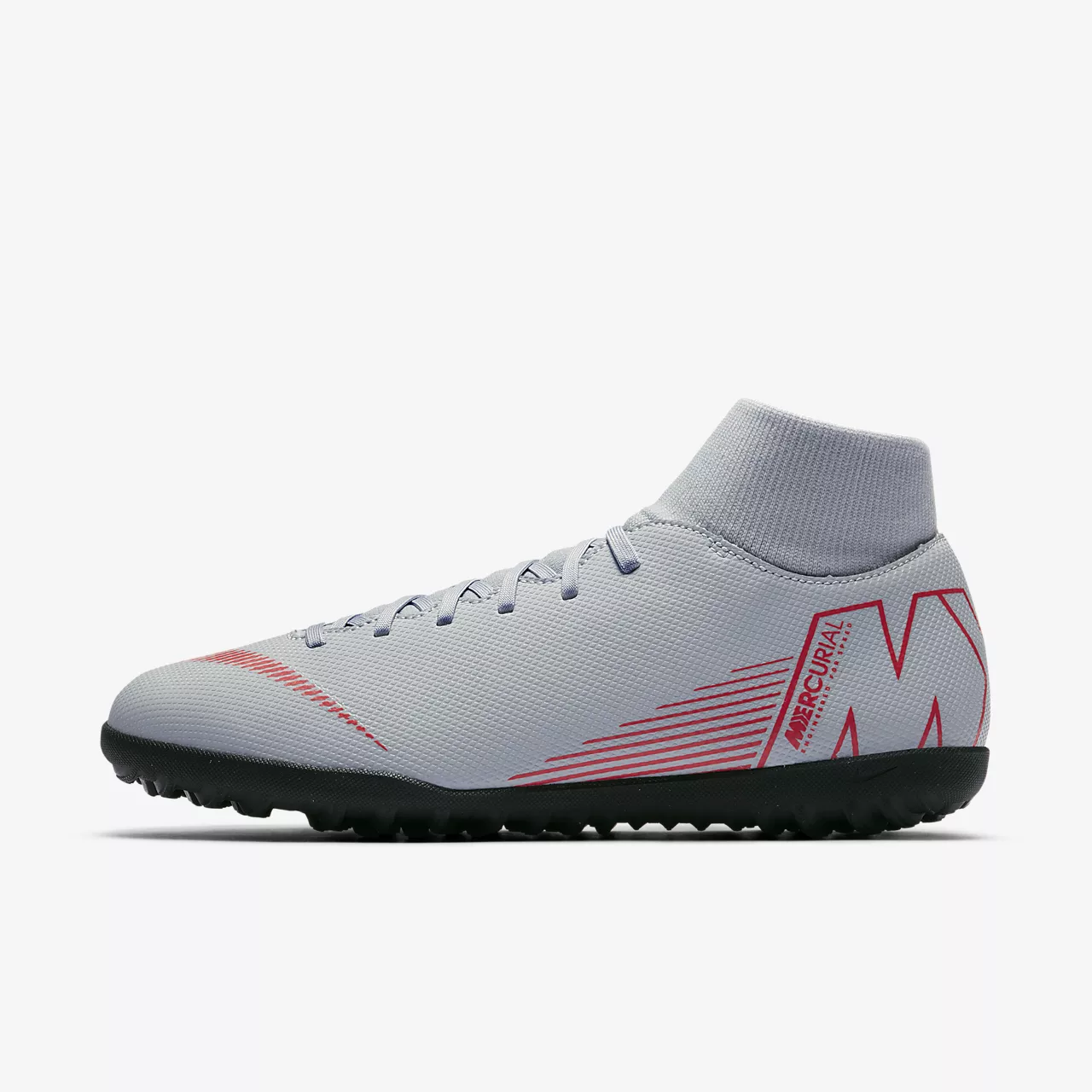 유럽직배송 나이키 NIKE Nike MercurialX Superfly VI Club Turf Football Shoe AH7372-060