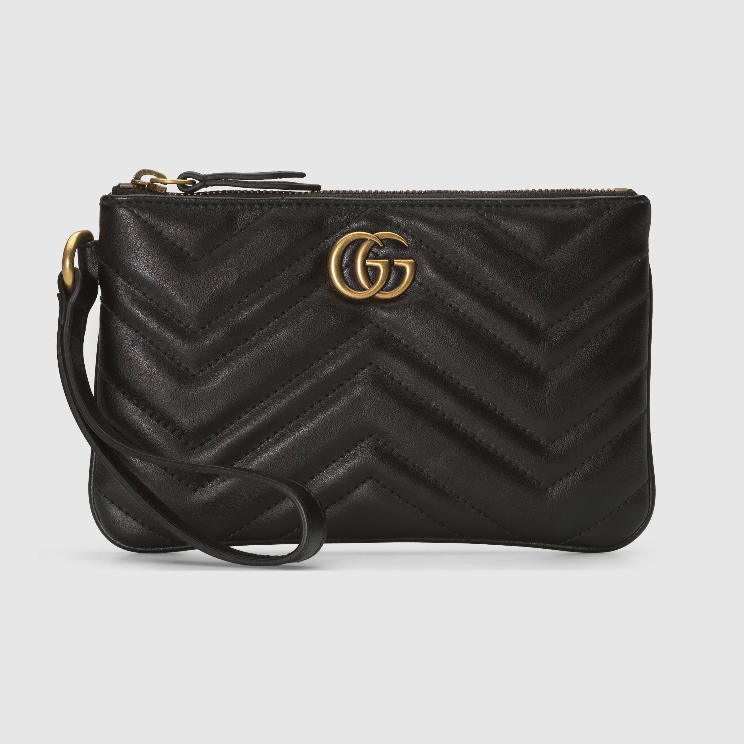 유럽직배송 구찌 GUCCI GG Marmont wrist wallet 598598DTDCT1000