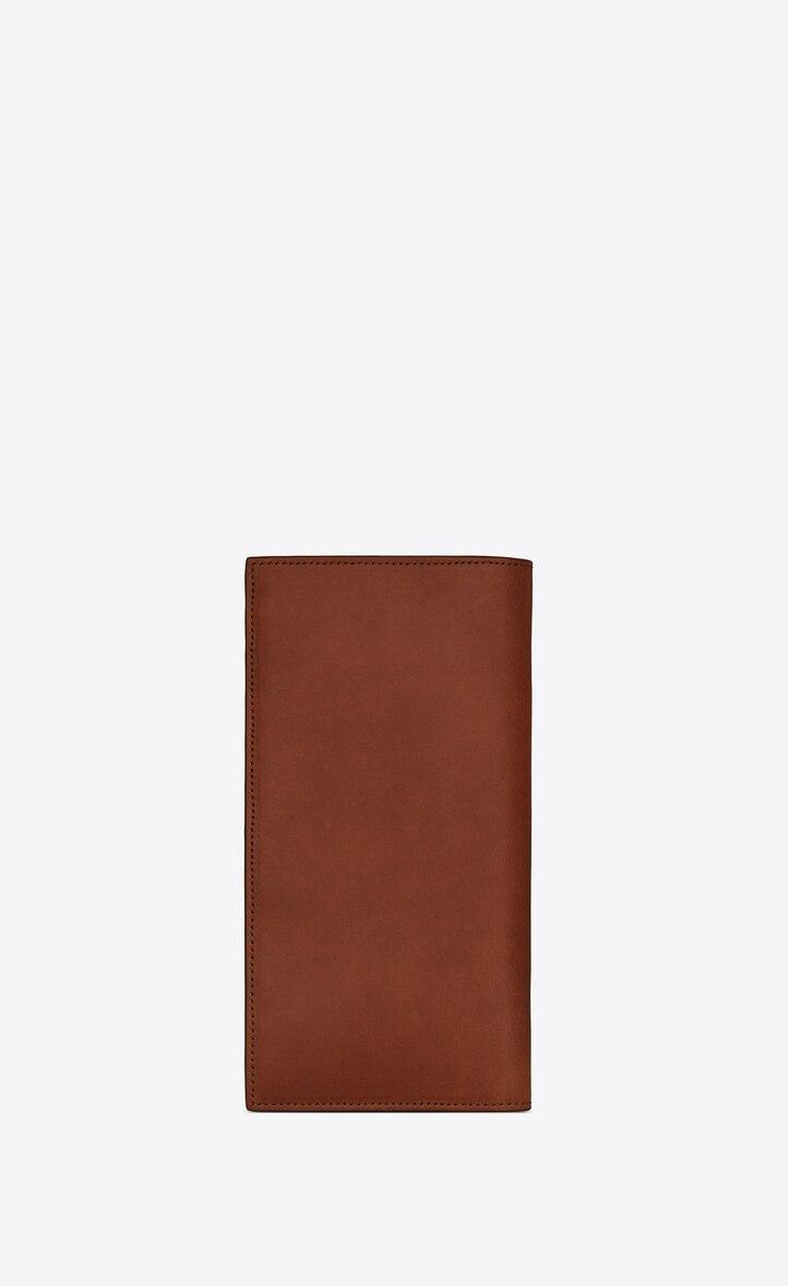 유럽직배송 입생로랑 SAINT LAURENT saint laurent paris continental wallet in black leather 3963080TZ0J2626