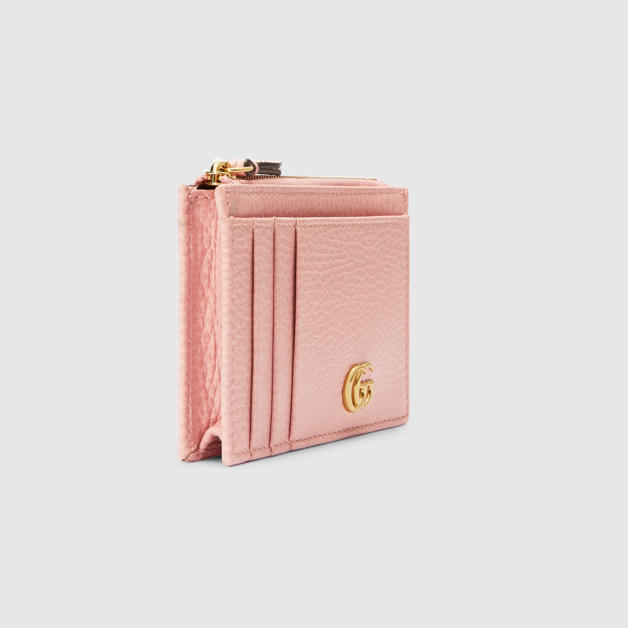 유럽직배송 구찌 GUCCI GG Marmont card case 574804CAO0G5909