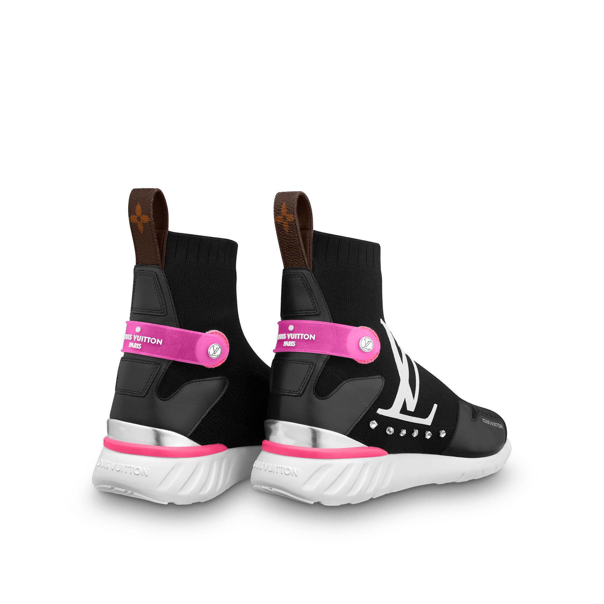 유럽직배송 루이비통 LOUIS VUITTON Aftergame Sneaker Boot 1A6679