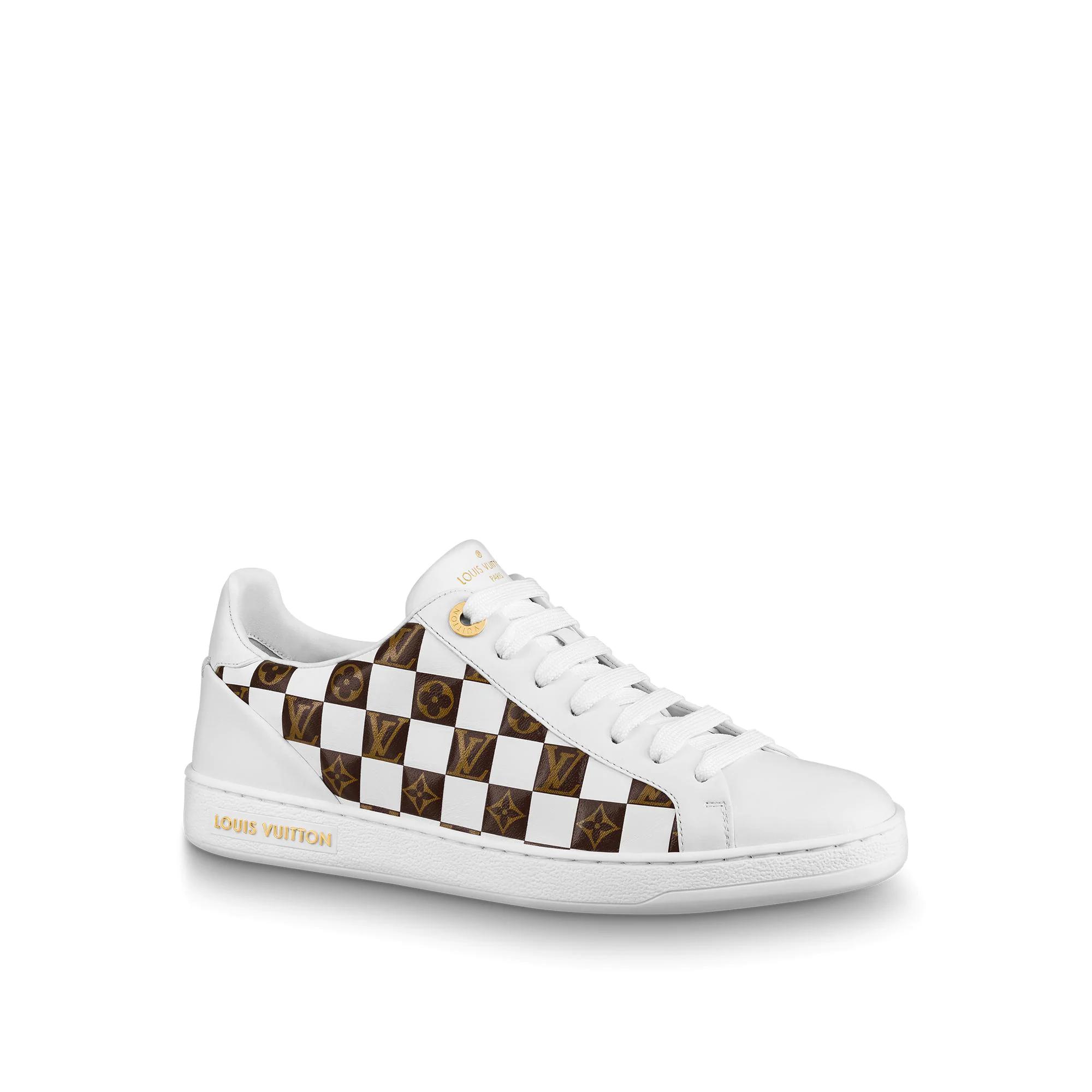 유럽직배송 루이비통 LOUIS VUITTON Frontrow Sneaker 1A678V