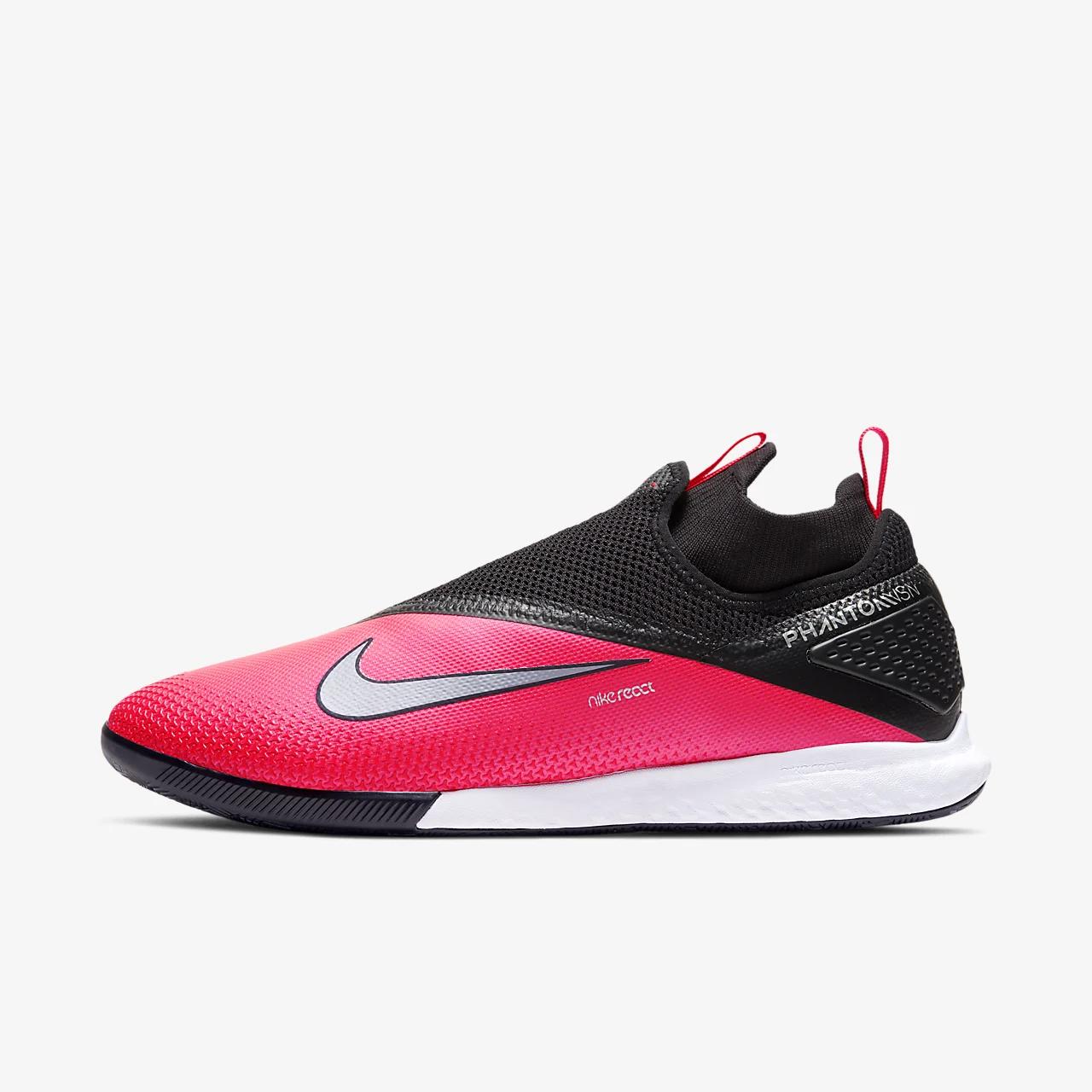 유럽직배송 나이키 NIKE Nike React Phantom Vision 2 Pro Dynamic Fit IC Indoor/Court Football Shoe CD4170-606