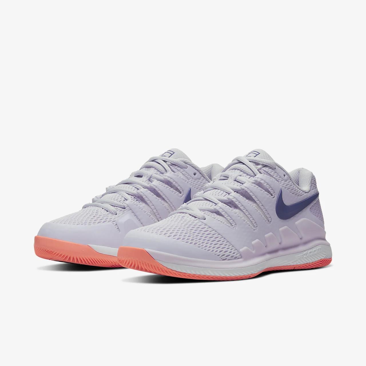 유럽직배송 나이키 NIKE NikeCourt Air Zoom Vapor X Women's Hard Court Tennis Shoe AA8027-501