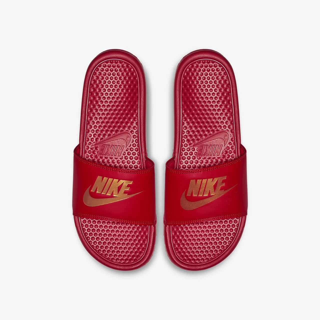 유럽직배송 나이키 NIKE Nike Benassi Slide 343880-602
