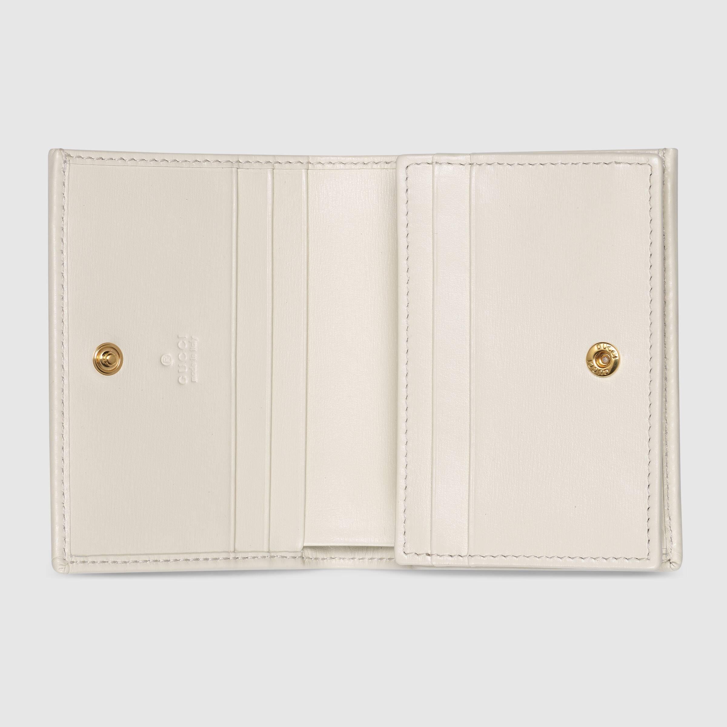 유럽직배송 구찌 카드 케이스 GUCCI 1955 Horsebit card case wallet 6218870YK0G9022