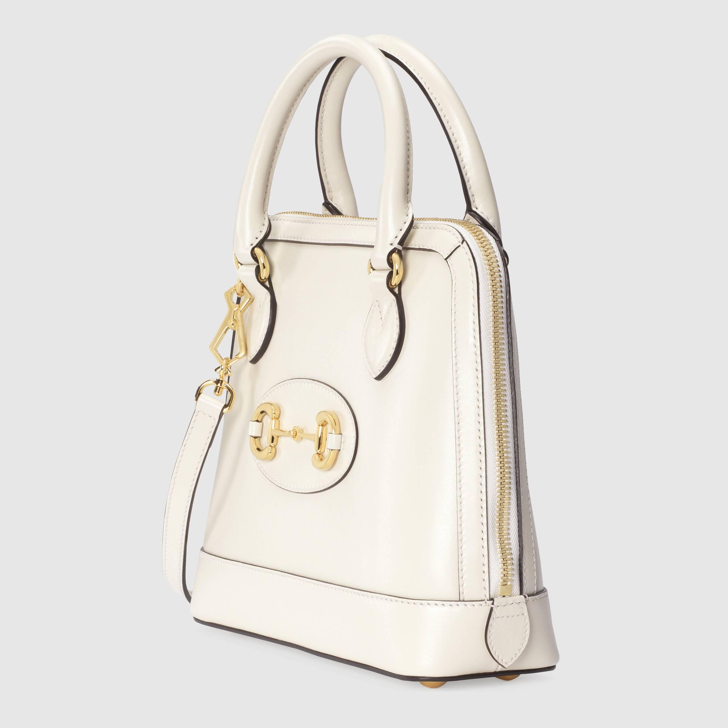 유럽직배송 구찌 토트백 GUCCI 1955 Horsebit small top handle bag 6212200YK0G9022