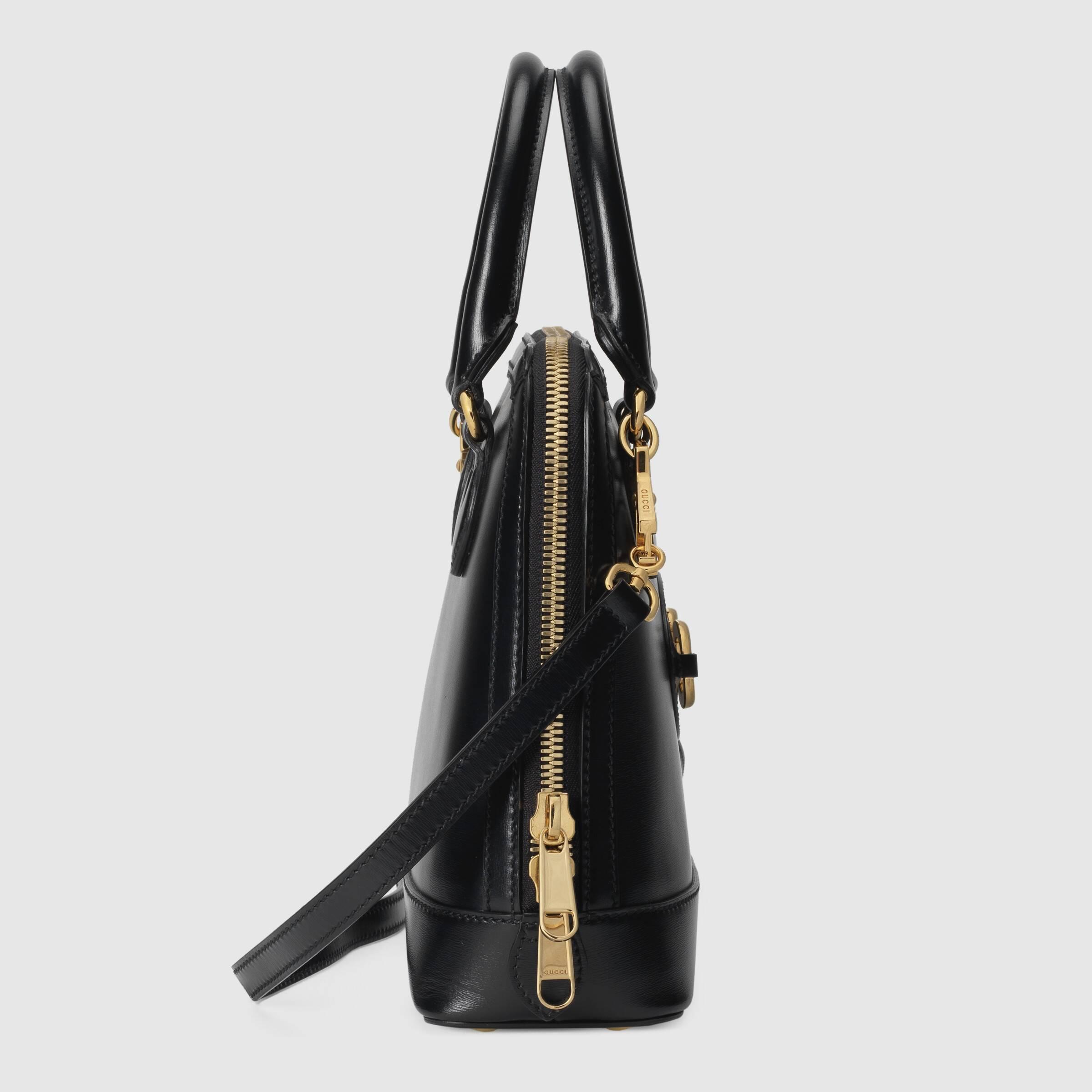 유럽직배송 구찌 토트백 GUCCI 1955 Horsebit small top handle bag 6212200YK0G1000