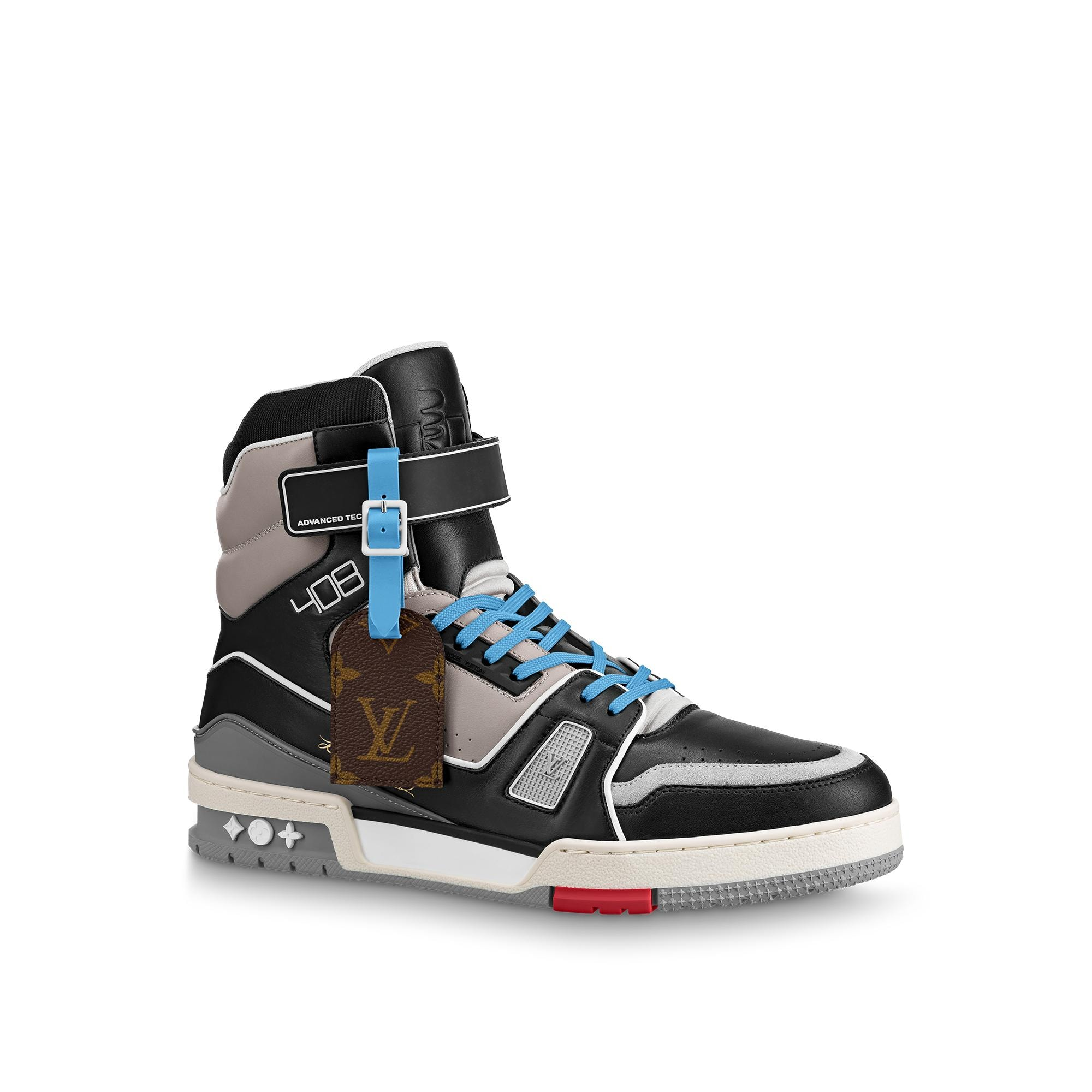 유럽직배송 루이비통 LOUIS VUITTON LV Trainer Boot 1A7RVJ