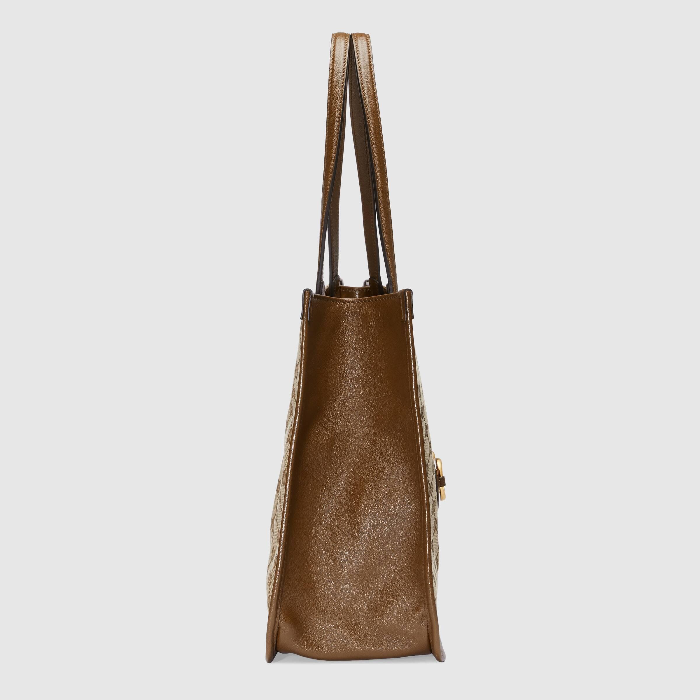 유럽직배송 구찌 토트백 GUCCI 1955 Horsebit tote bag 623694GY5OG8563