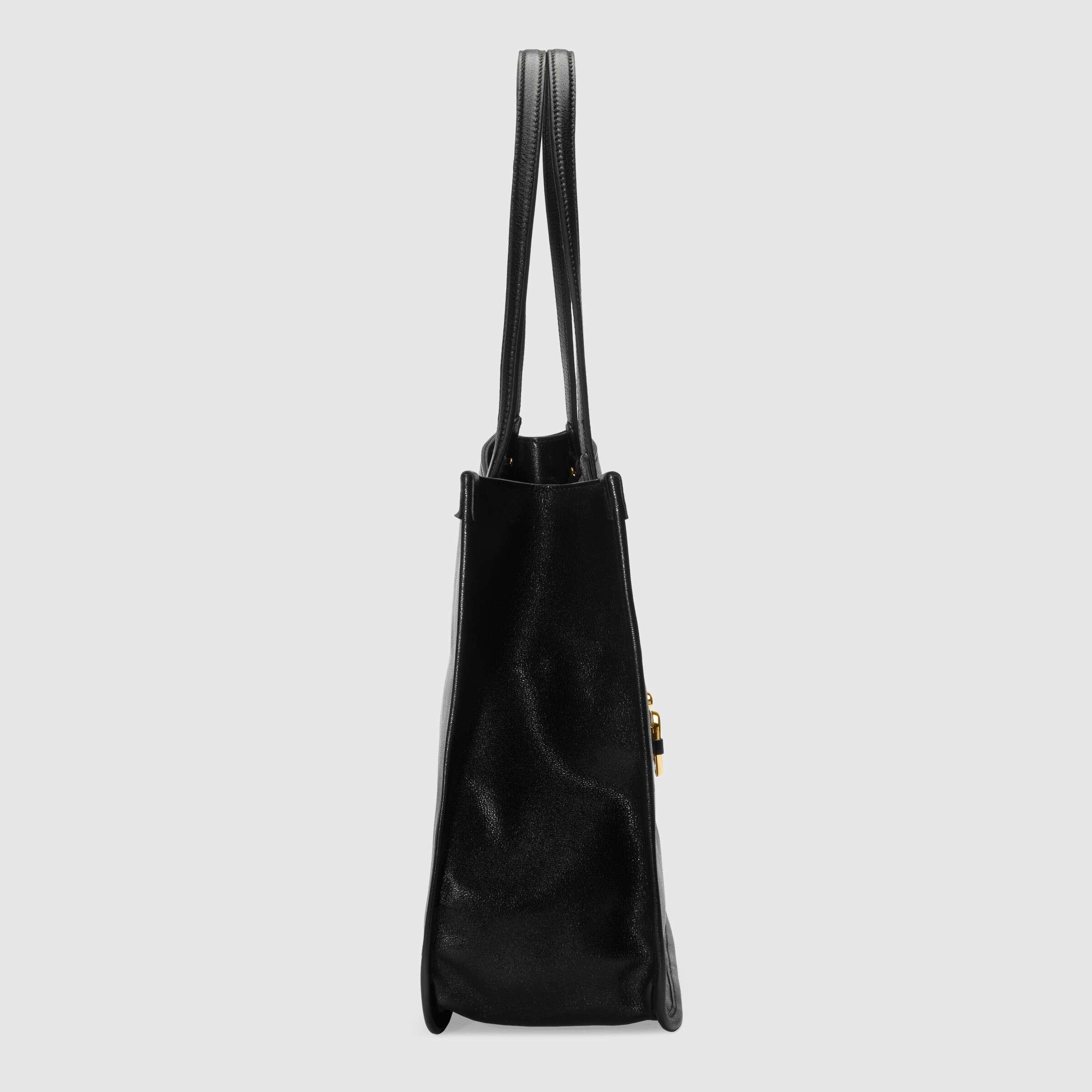 유럽직배송 구찌 토트백 GUCCI 1955 Horsebit tote bag 6236941U10G1000