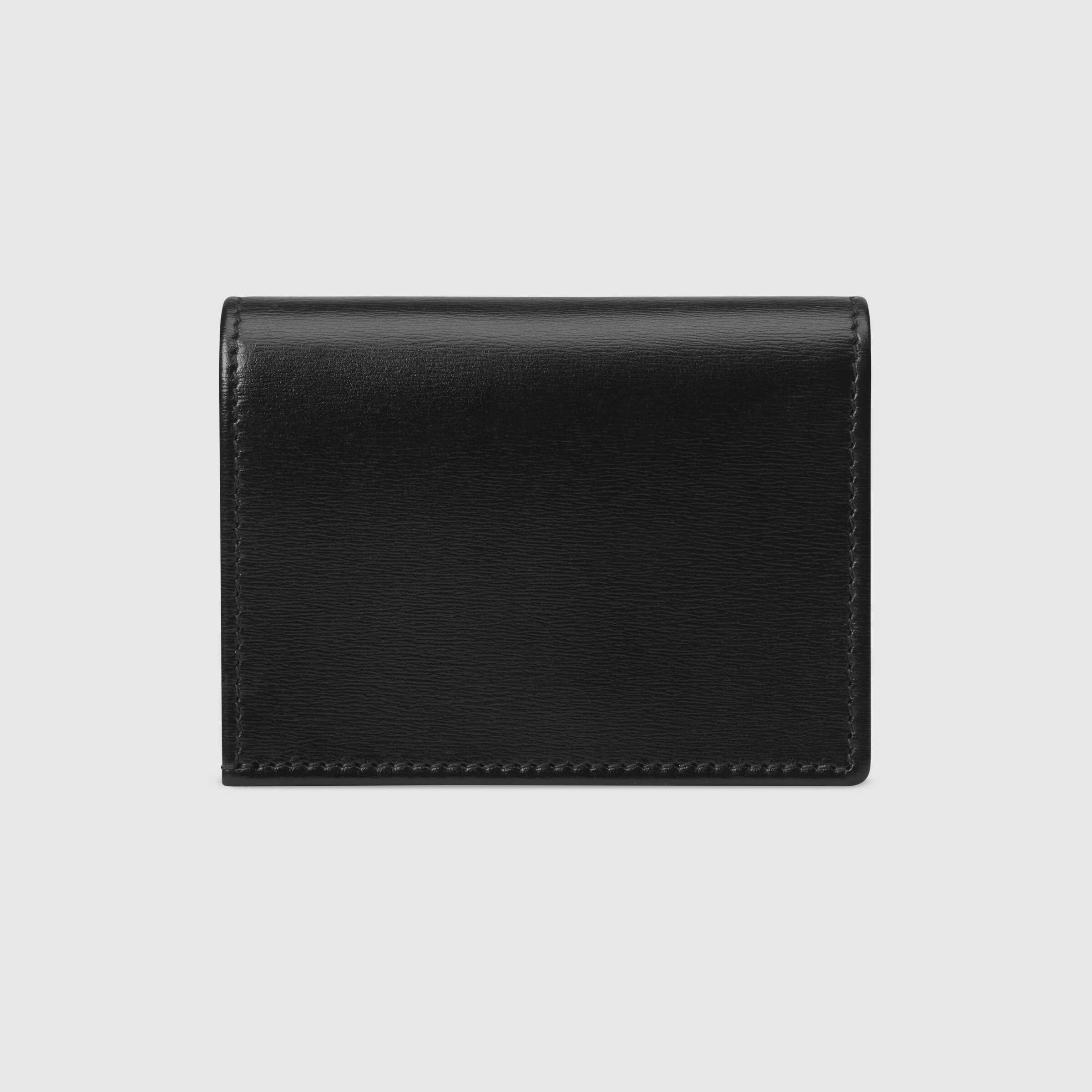 유럽직배송 구찌 카드 케이스 GUCCI 1955 Horsebit card case wallet 6218870YK0G1000