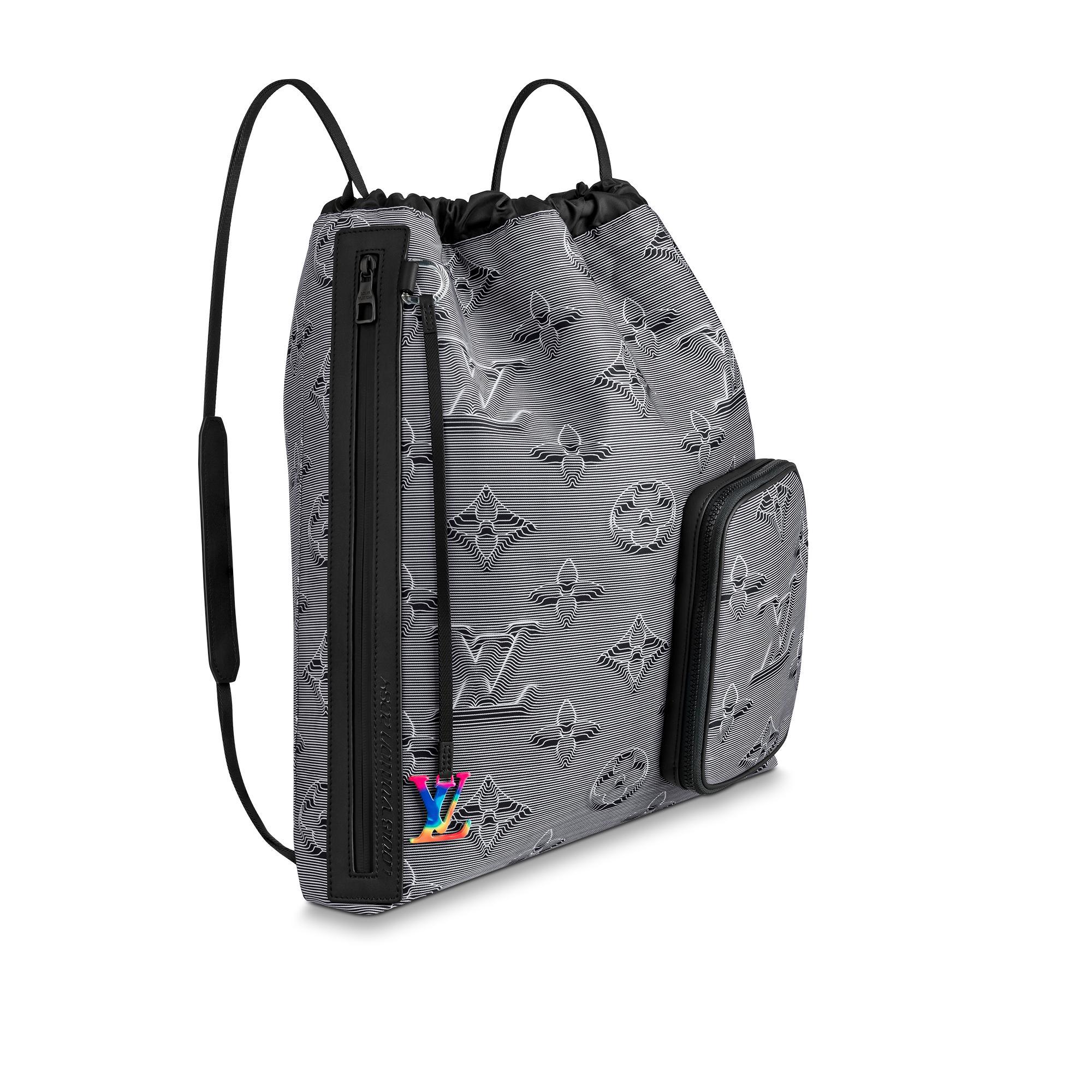 유럽직배송 루이비통 LOUIS VUITTON Drawstring Backpack M44940