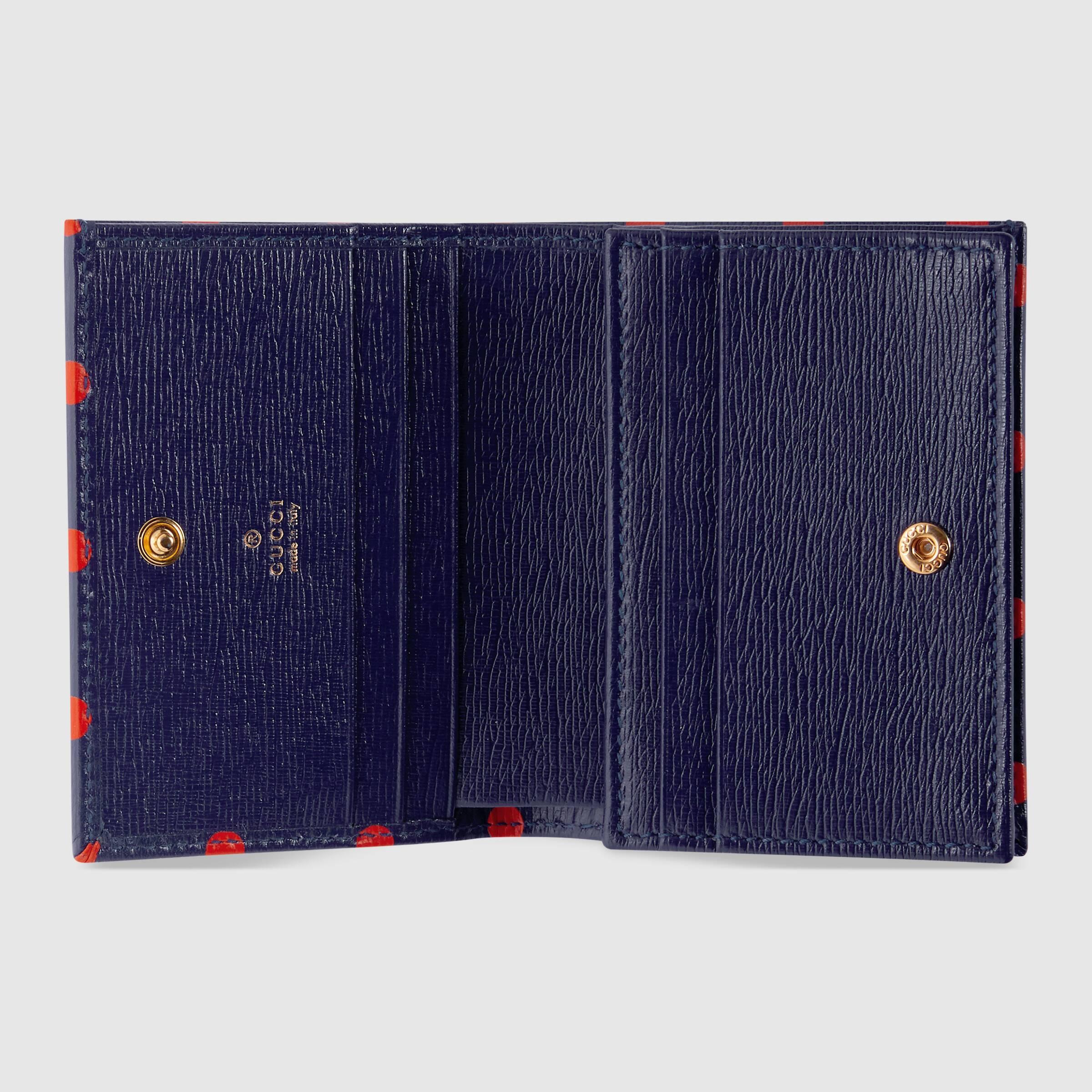유럽직배송 구찌 카드 케이스 GUCCI 1955 Horsebit card case wallet 6218871V4BG4099