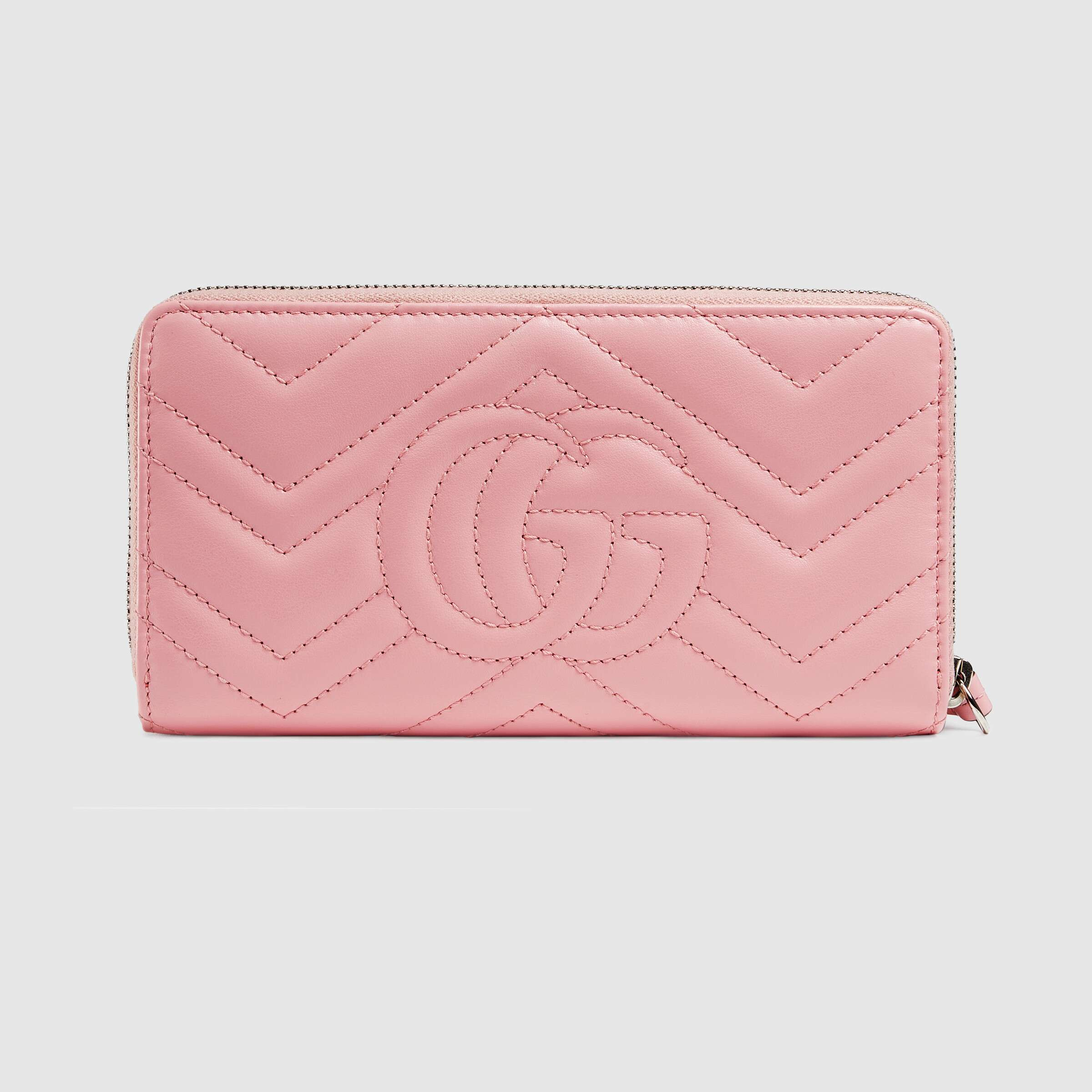 유럽직배송 구찌 GUCCI Gucci GG Marmont zip around wallet 443123DTD1P5815