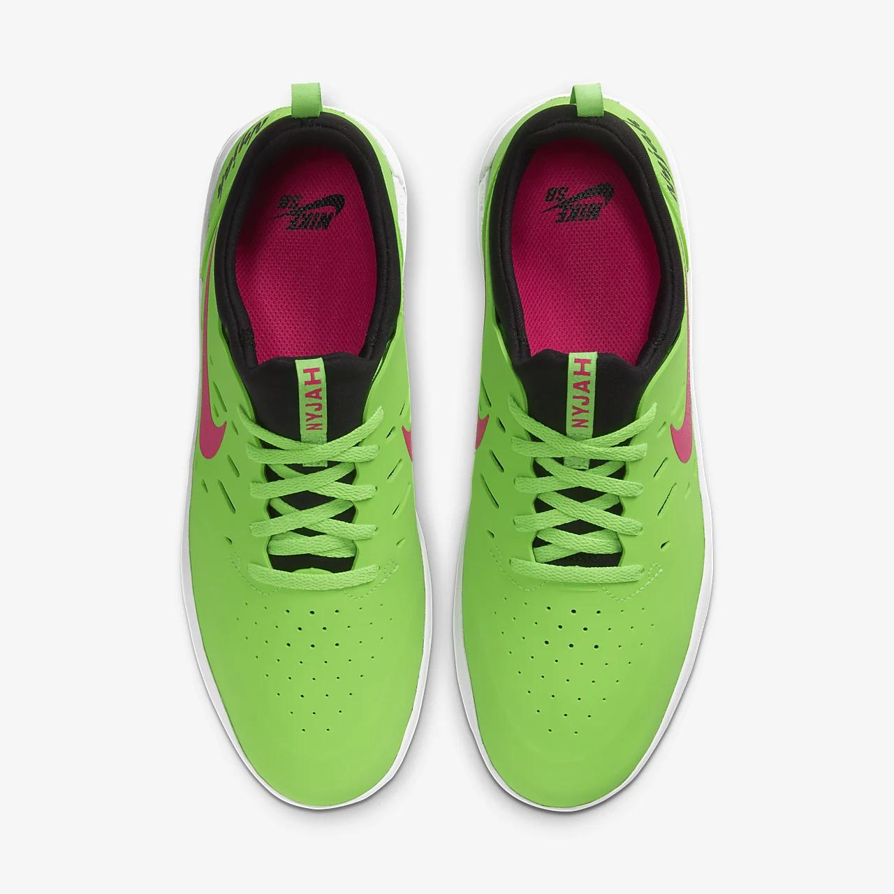 유럽직배송 나이키 NIKE Nike SB Nyjah Free Skate Shoe AA4272-301