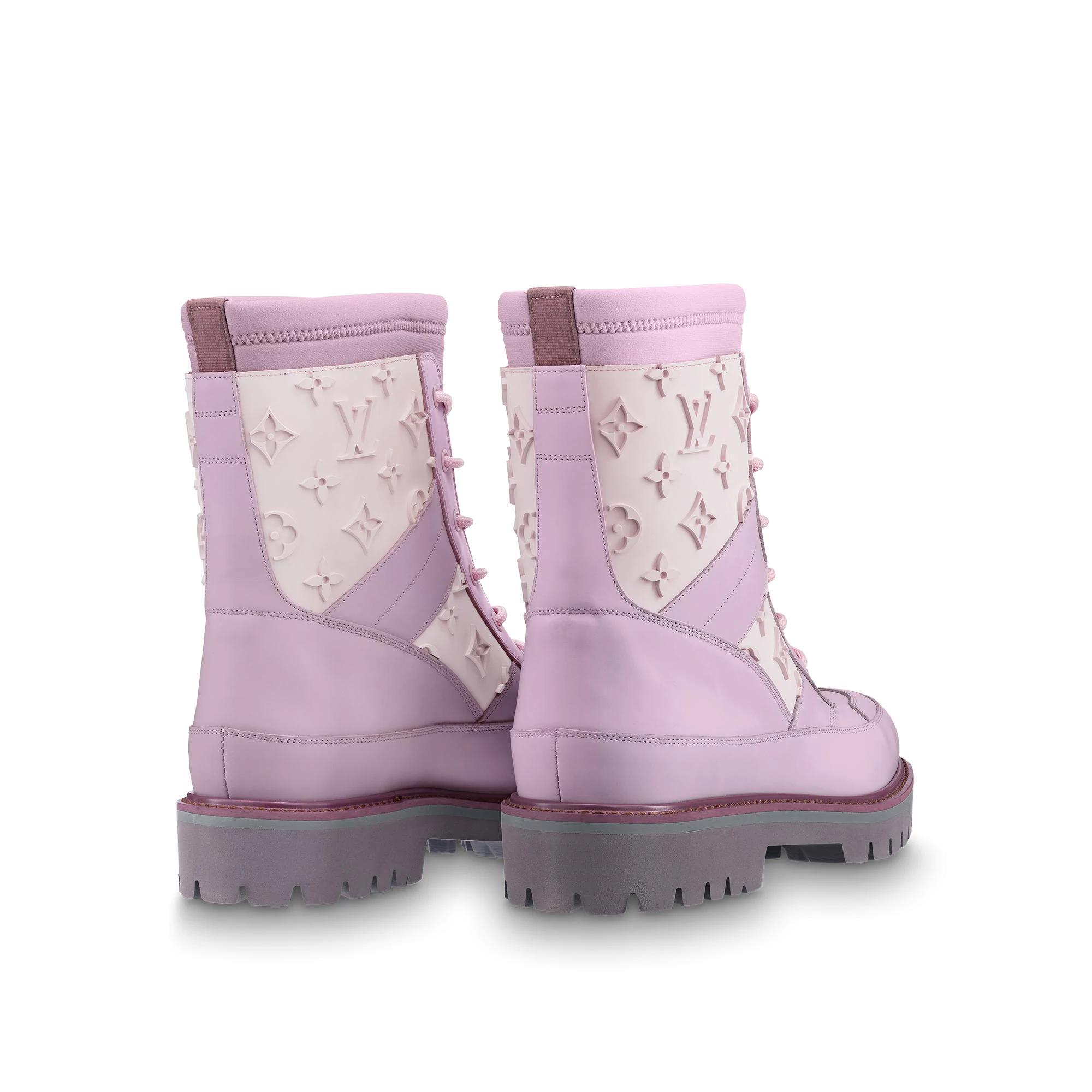 유럽직배송 루이비통 LOUIS VUITTON Landscape Ankle Boots 1A7P9R