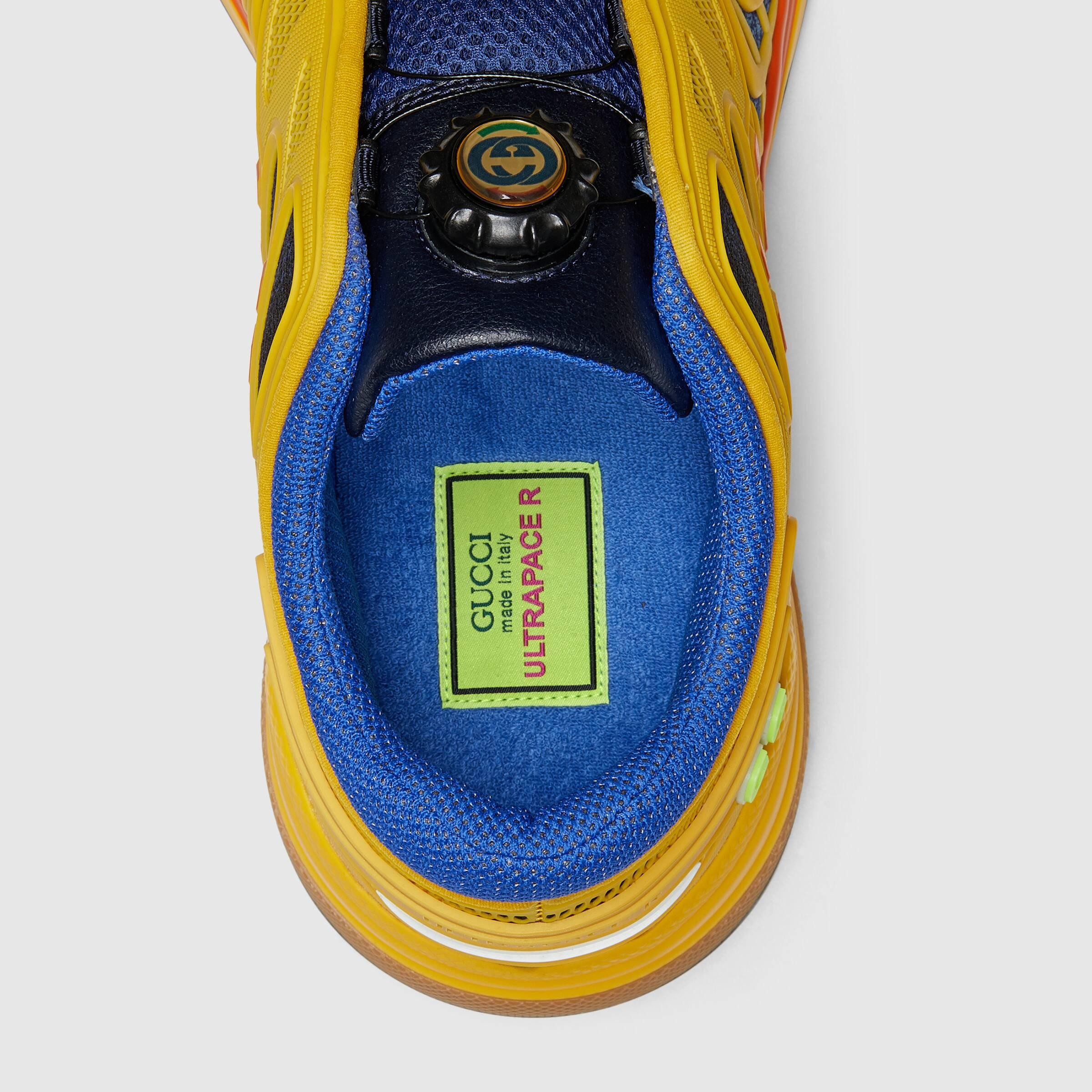 유럽직배송 구찌 GUCCI Gucci Men's Ultrapace R sneaker 6244822FS108762