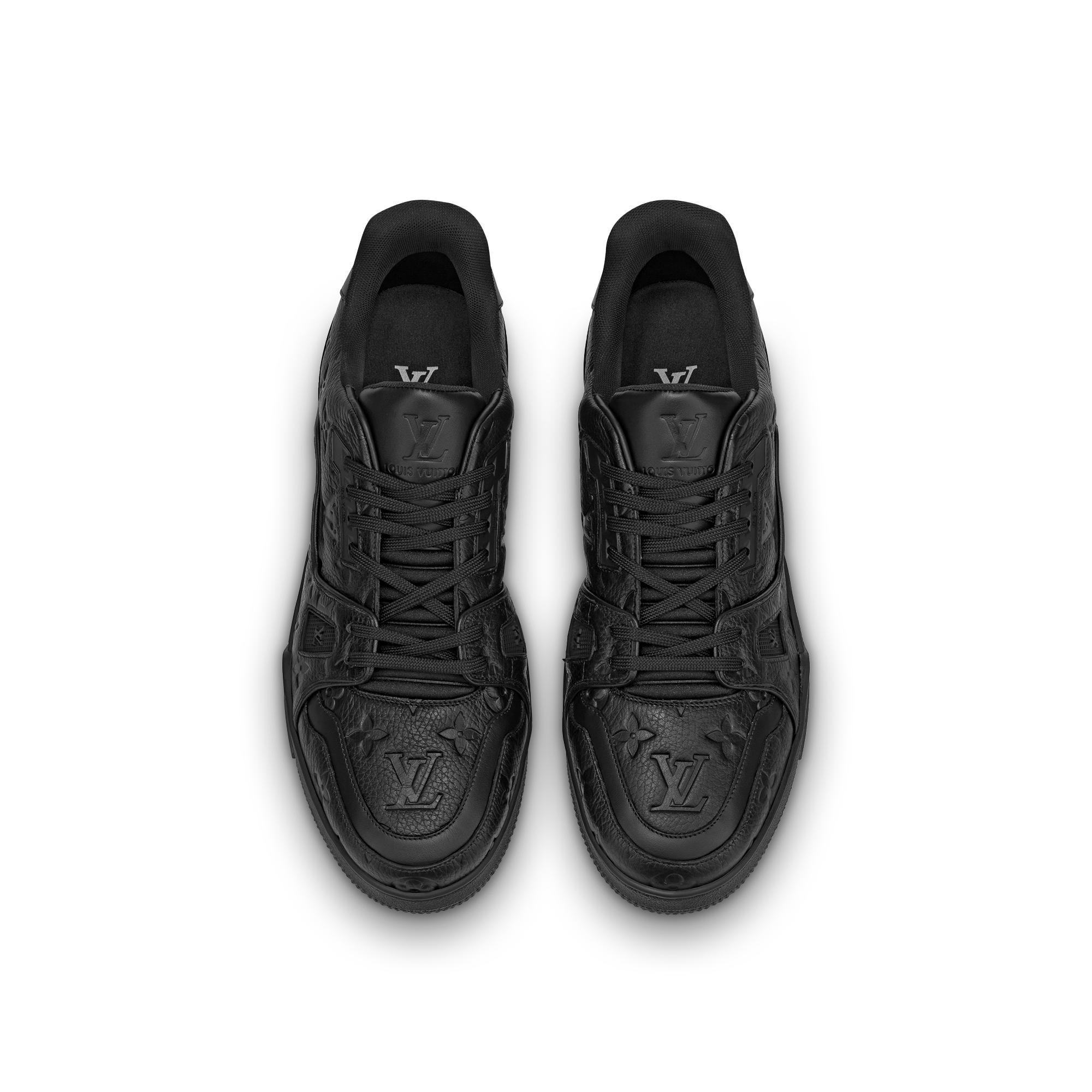 유럽직배송 루이비통 LOUIS VUITTON LV Trainer Sneaker 1A7WER