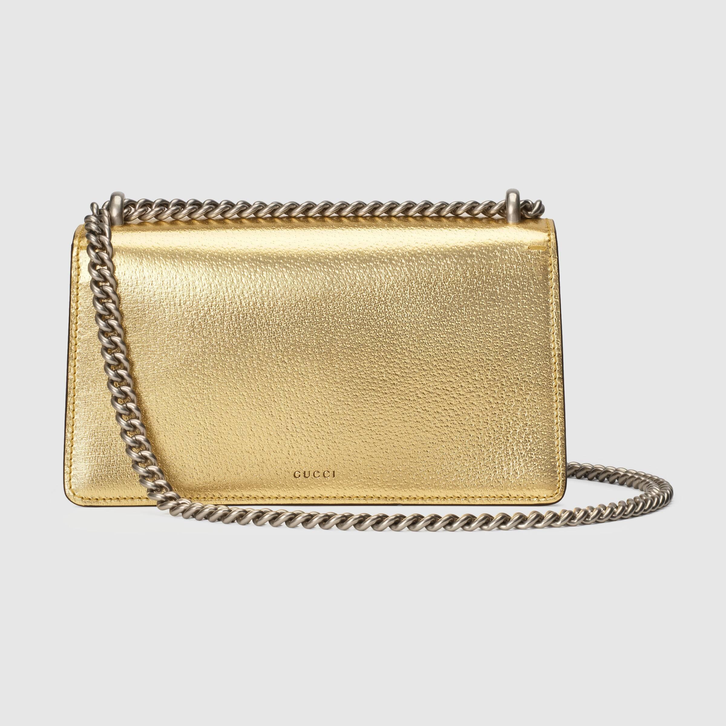 유럽직배송 구찌 GUCCI Gucci Dionysus small shoulder bag 4996231TRBN8089