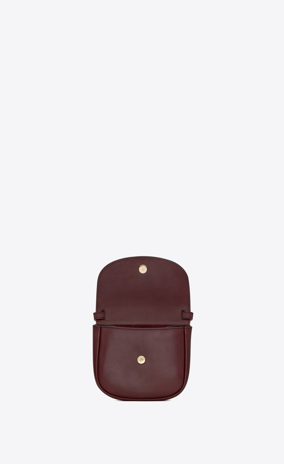 유럽직배송 입생로랑 SAINT LAURENT KAIA small satchel in smooth leather 619740BWR0W6475