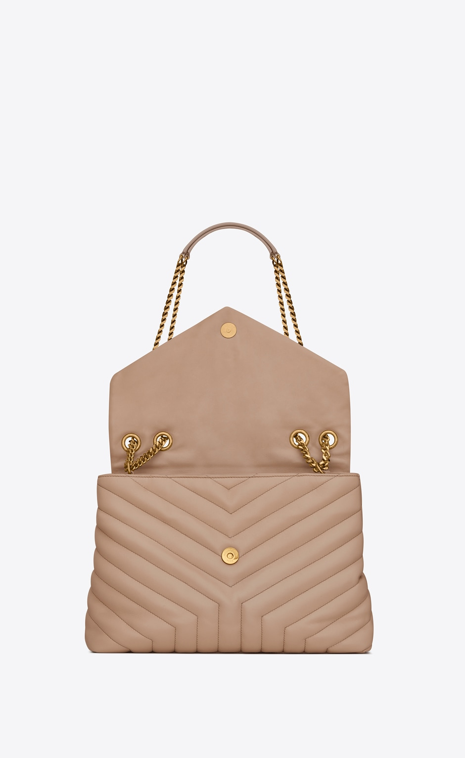유럽직배송 입생로랑 SAINT LAURENT LOULOU Medium bag in Y-quilted leather 574946DV7272721