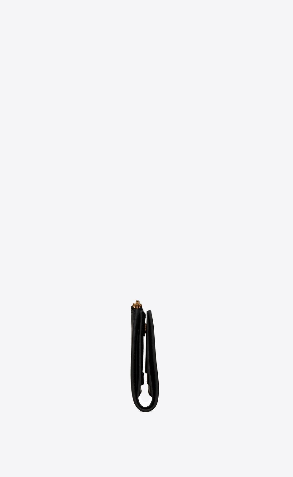 유럽직배송 입생로랑 SAINT LAURENT TINY MONOGRAM zip card case in smooth leather 63526502G0J1000