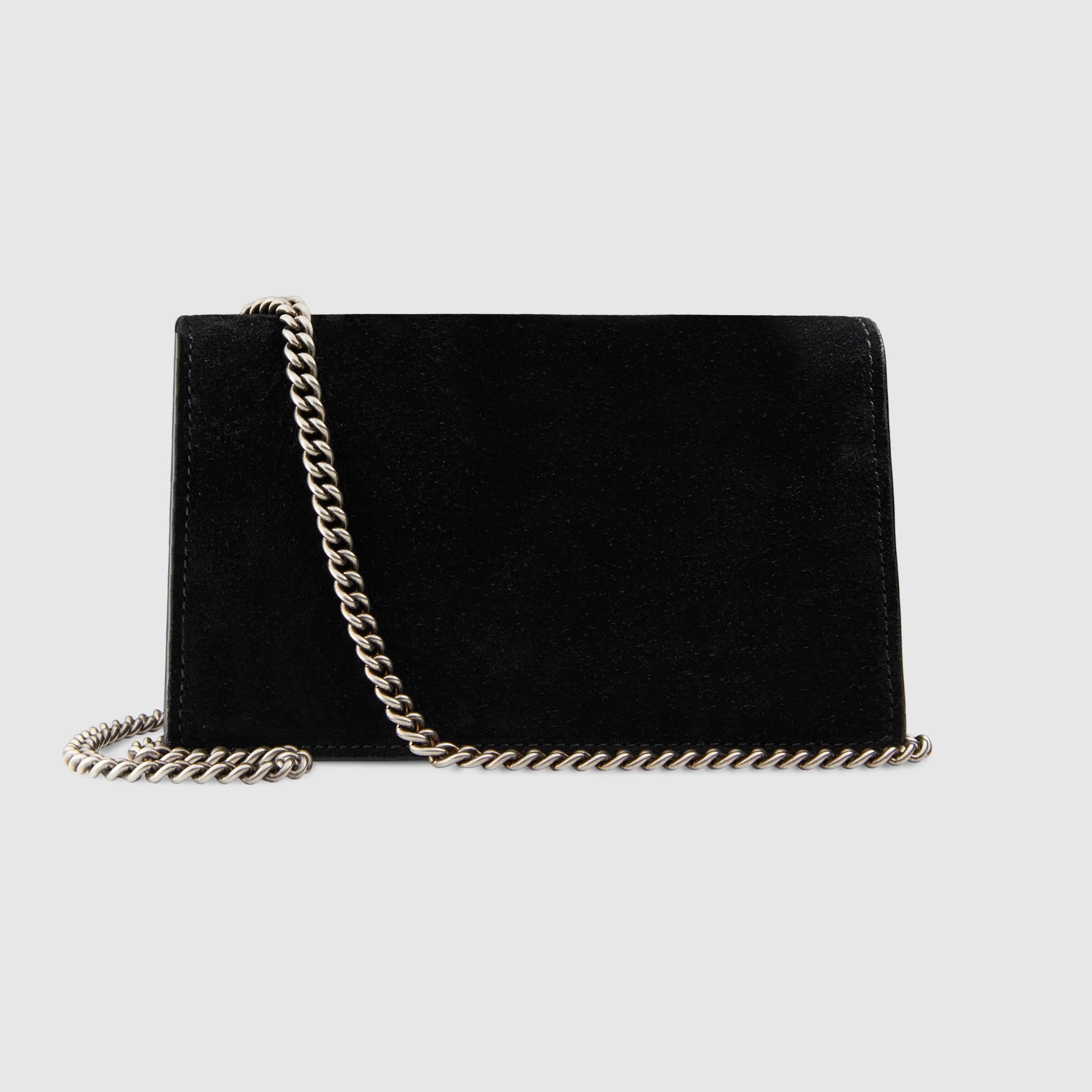 유럽직배송 구찌 GUCCI Gucci Dionysus suede super mini bag 476432CEMMN1000