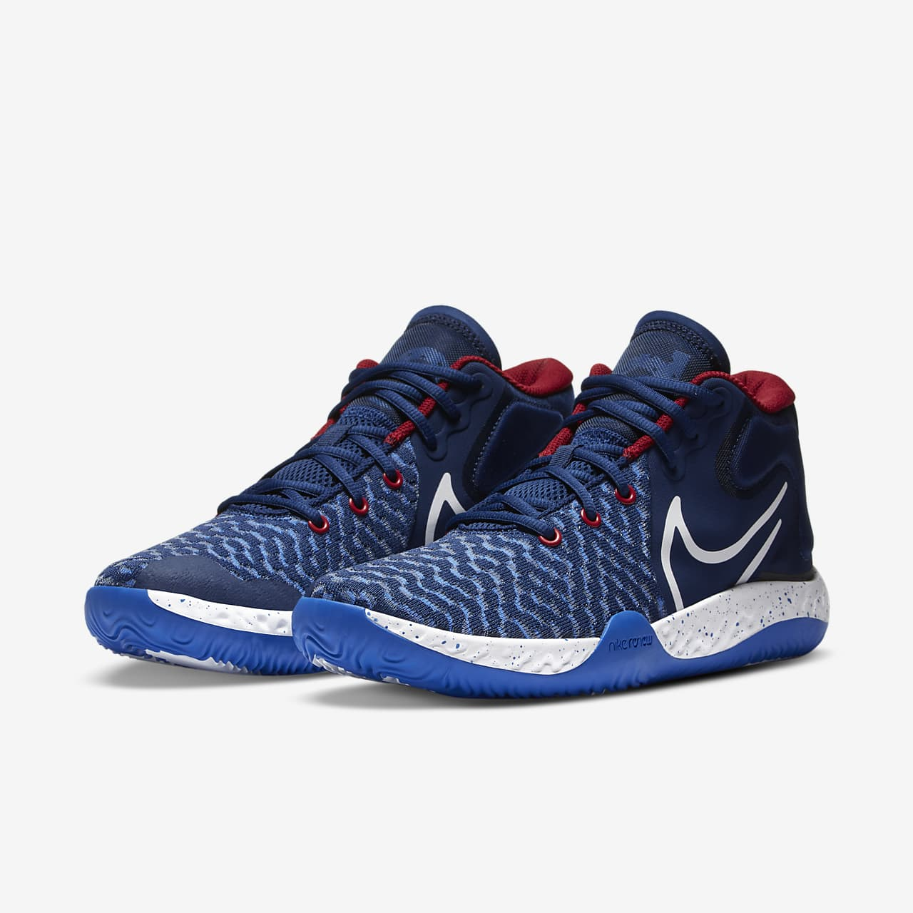 유럽직배송 나이키 NIKE KD Trey 5 VIII Basketball Shoe CK2090-402