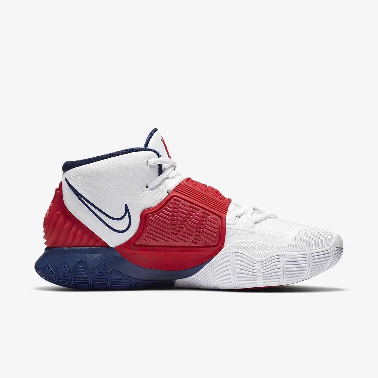 유럽직배송 나이키 NIKE Kyrie 6 Basketball Shoe BQ4630-102