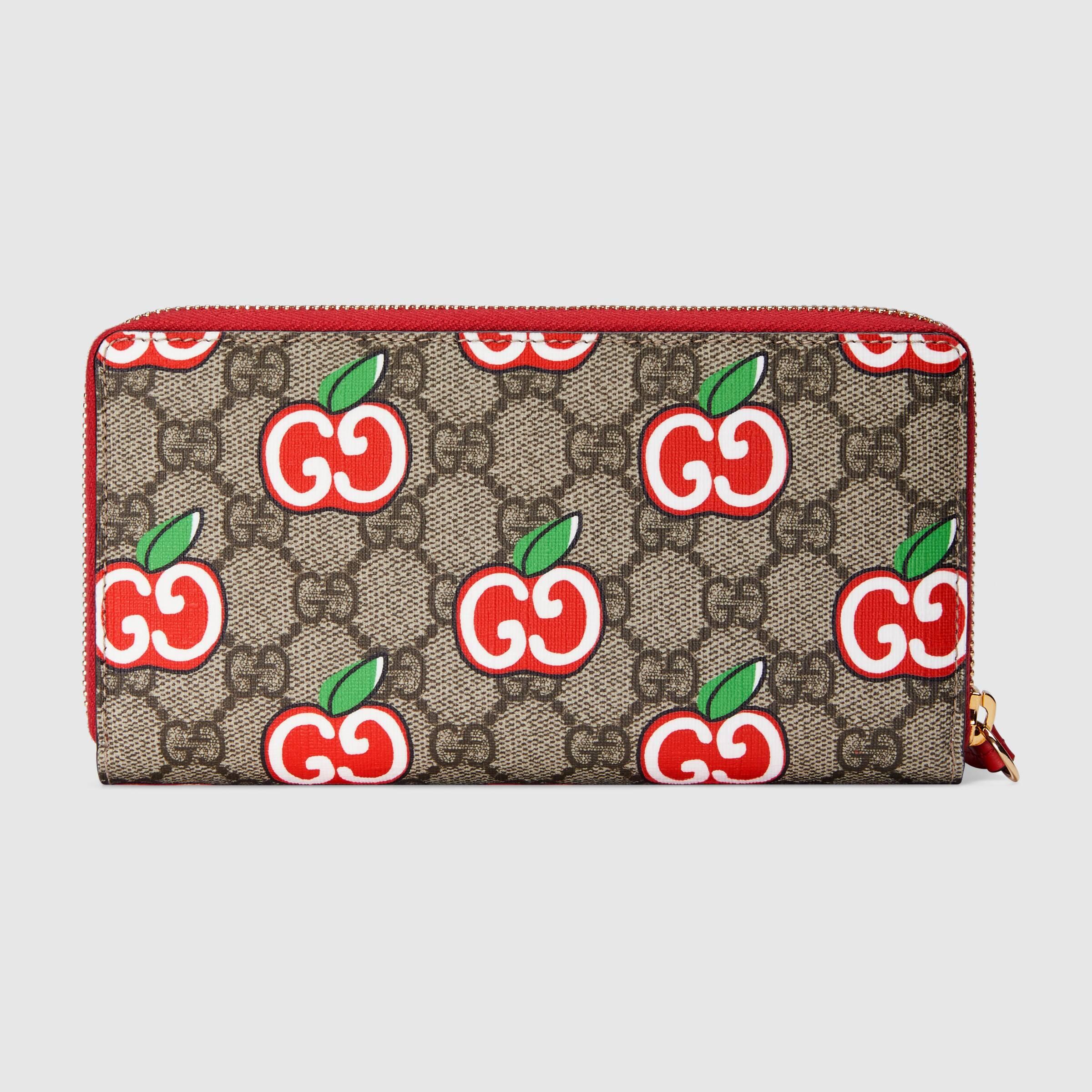 유럽직배송 구찌 GUCCI Gucci Chinese Valentine's Day zip around wallet 6248802EVAG8646