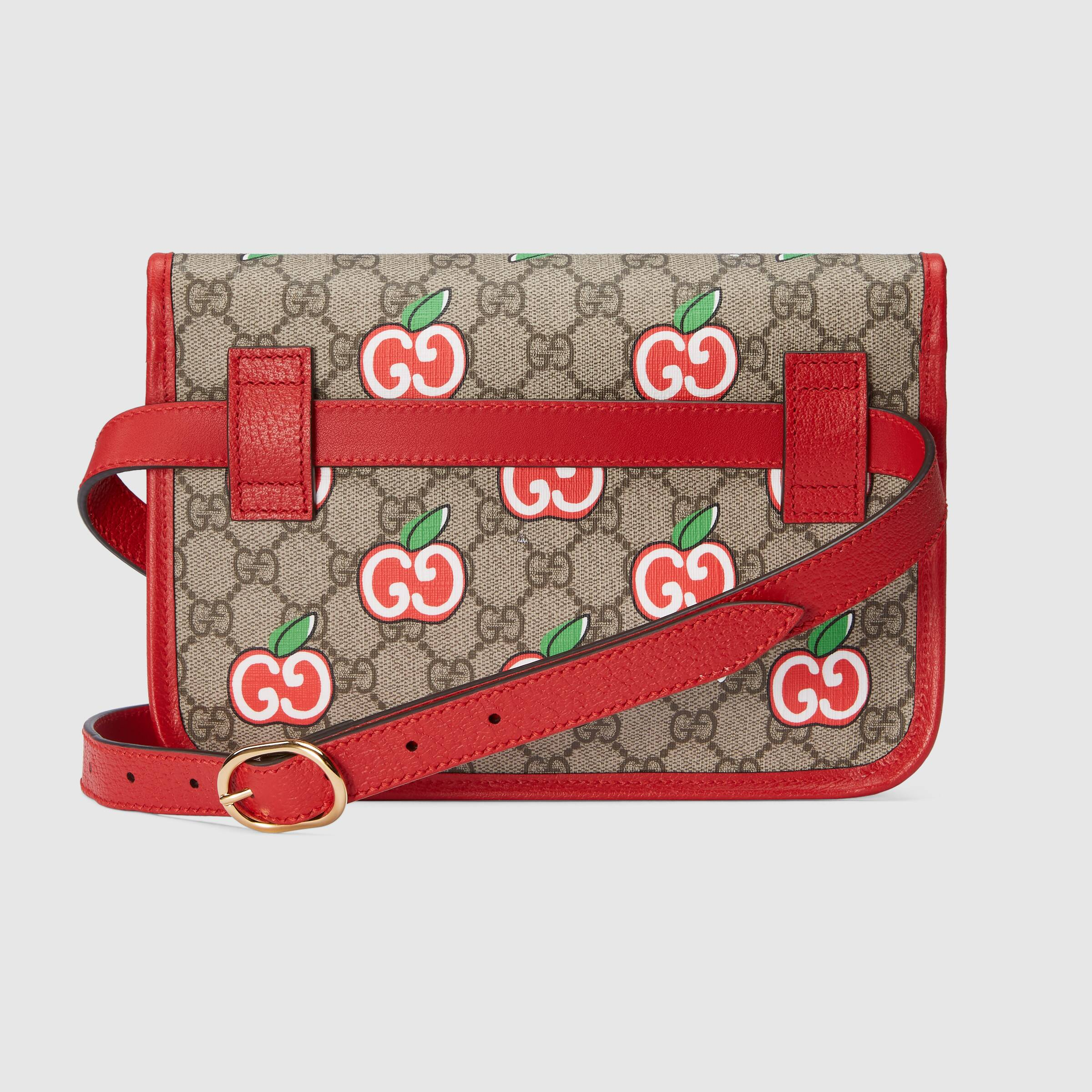 유럽직배송 구찌 GUCCI Gucci Chinese Valentine's Day belt bag 6252332EVBG8646