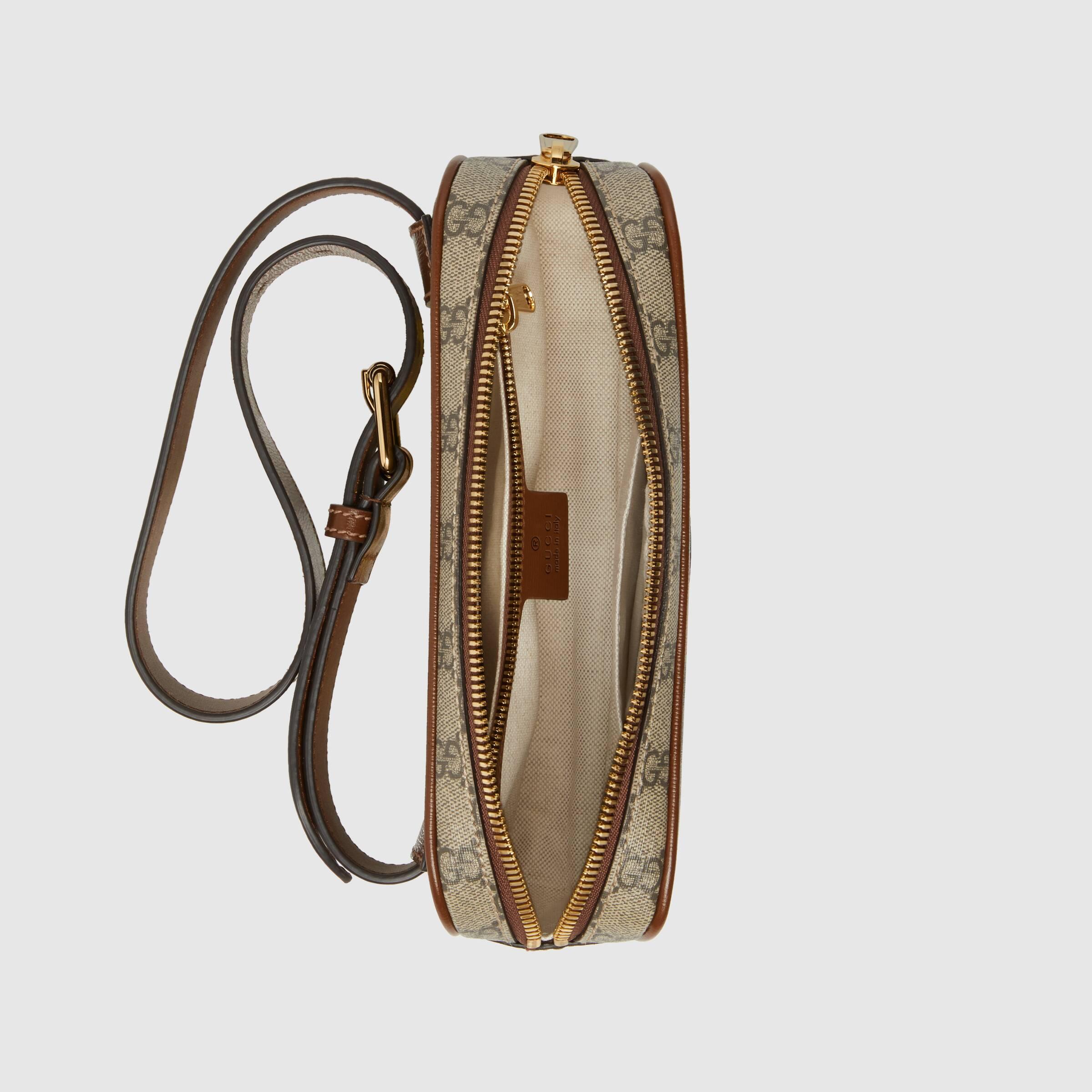 유럽직배송 구찌 GUCCI Gucci 'Fake/Not' print belt bag 6026952GCAG8280