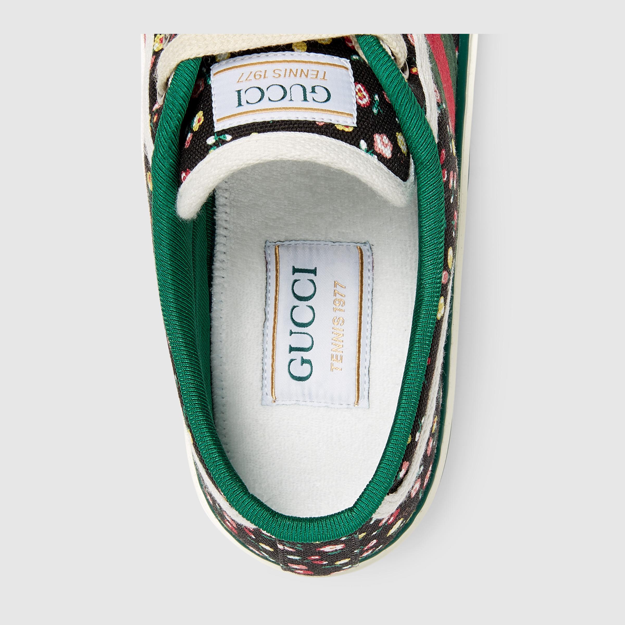 유럽직배송 구찌 GUCCI Gucci - Women's Gucci Tennis 1977 Liberty London sneaker 6061102IC101085