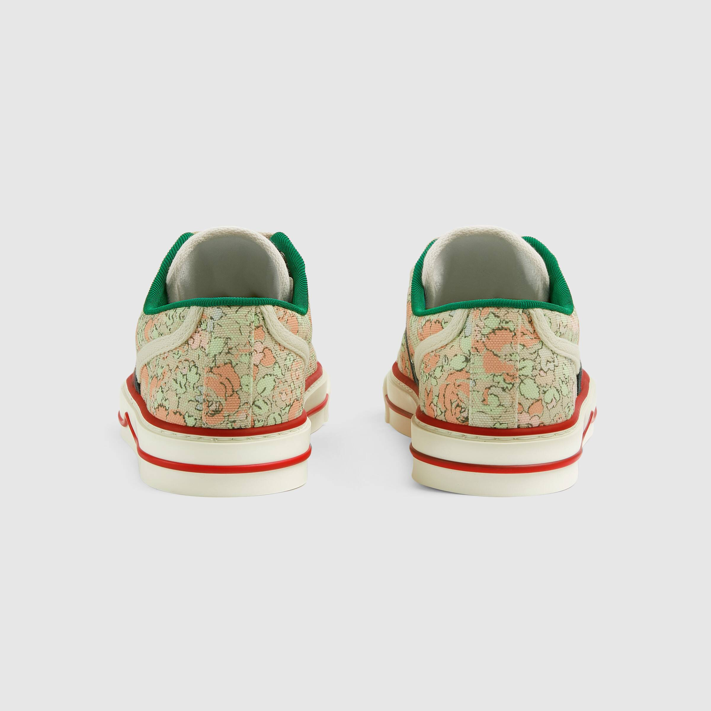 유럽직배송 구찌 GUCCI Gucci - Women's Gucci Tennis 1977 Liberty London sneaker 6061102I4103960
