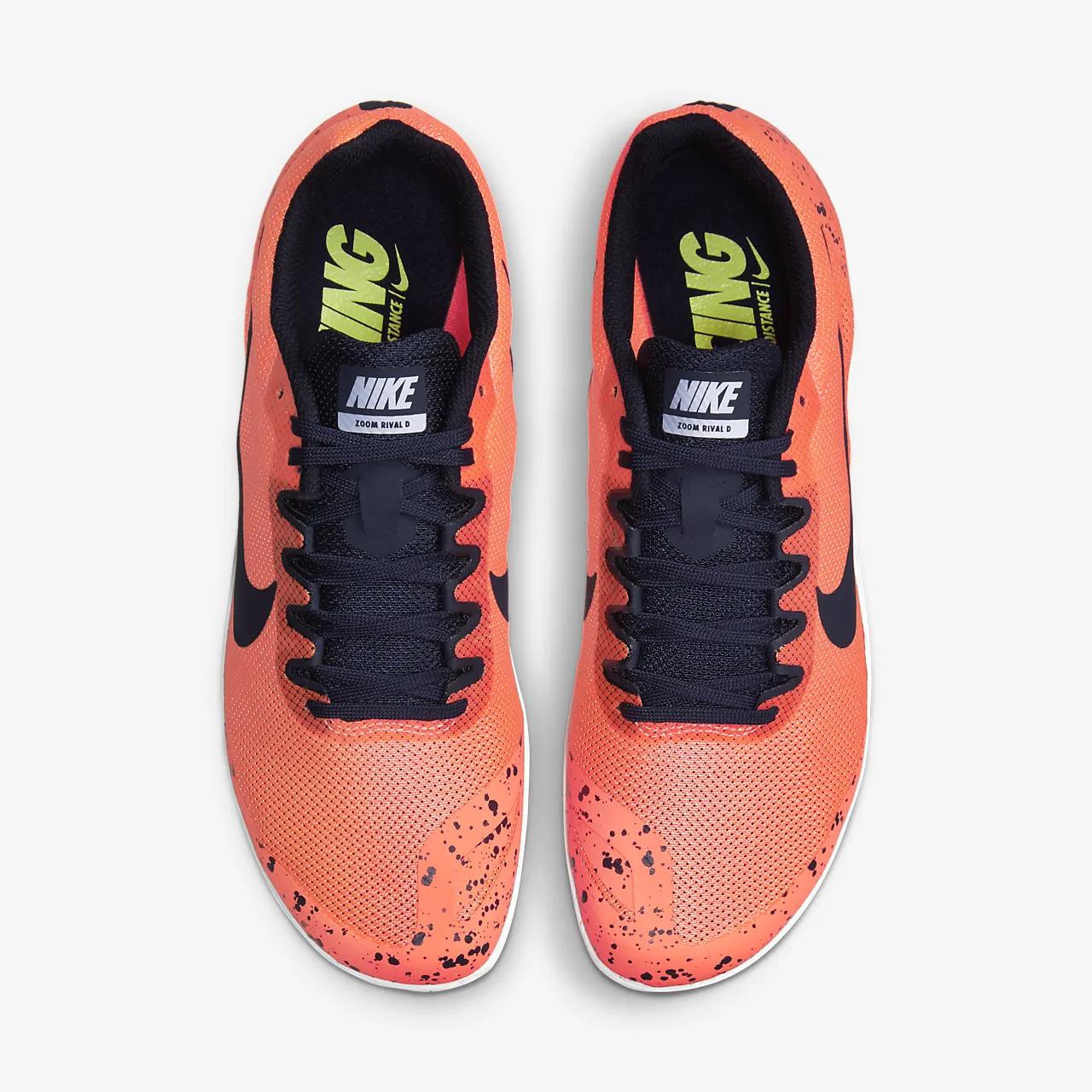 유럽직배송 나이키 NIKE Nike Zoom Rival D 10 Unisex Track Spike 907566-800