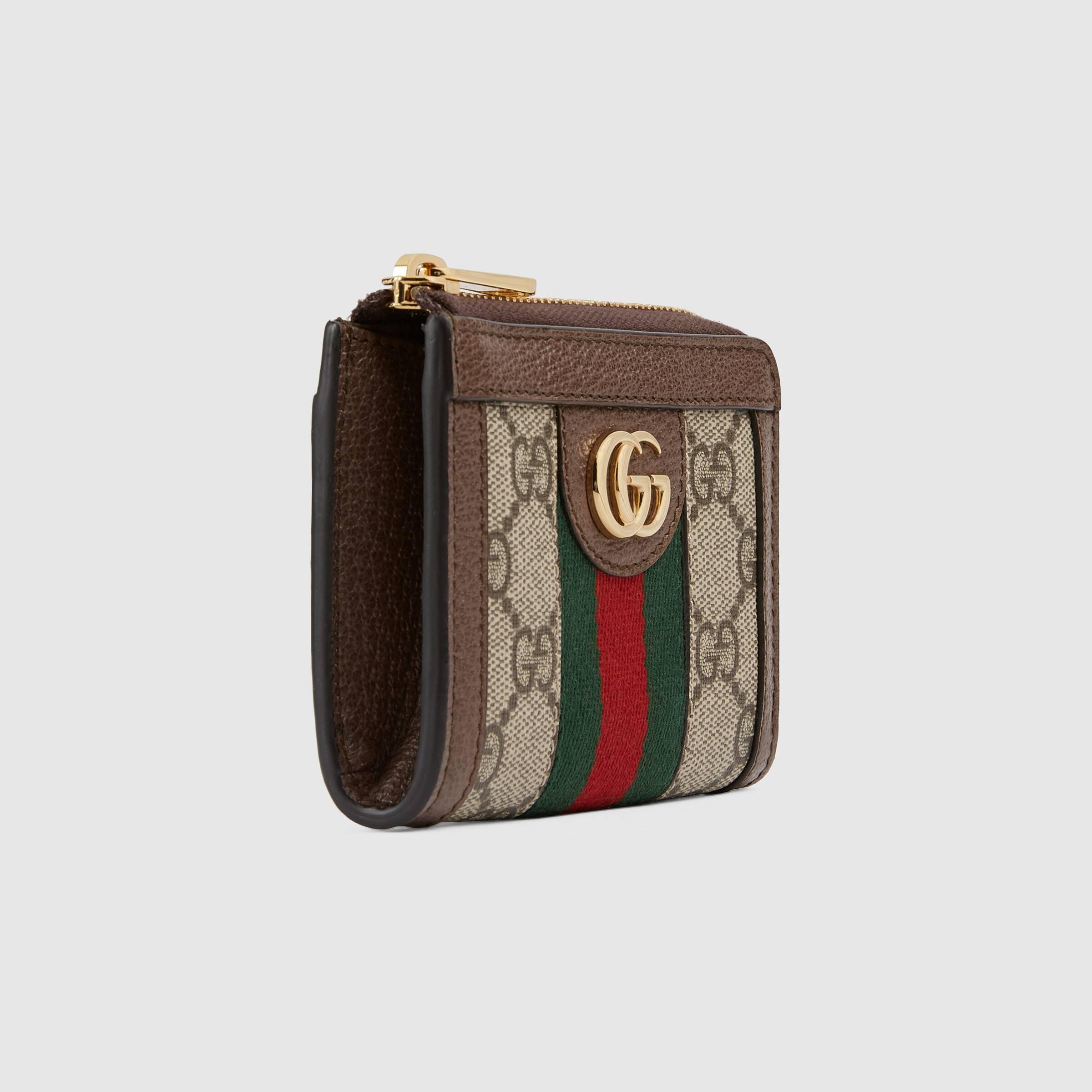 유럽직배송 구찌 GUCCI Gucci Ophidia zip around wallet 64433396IWG8745