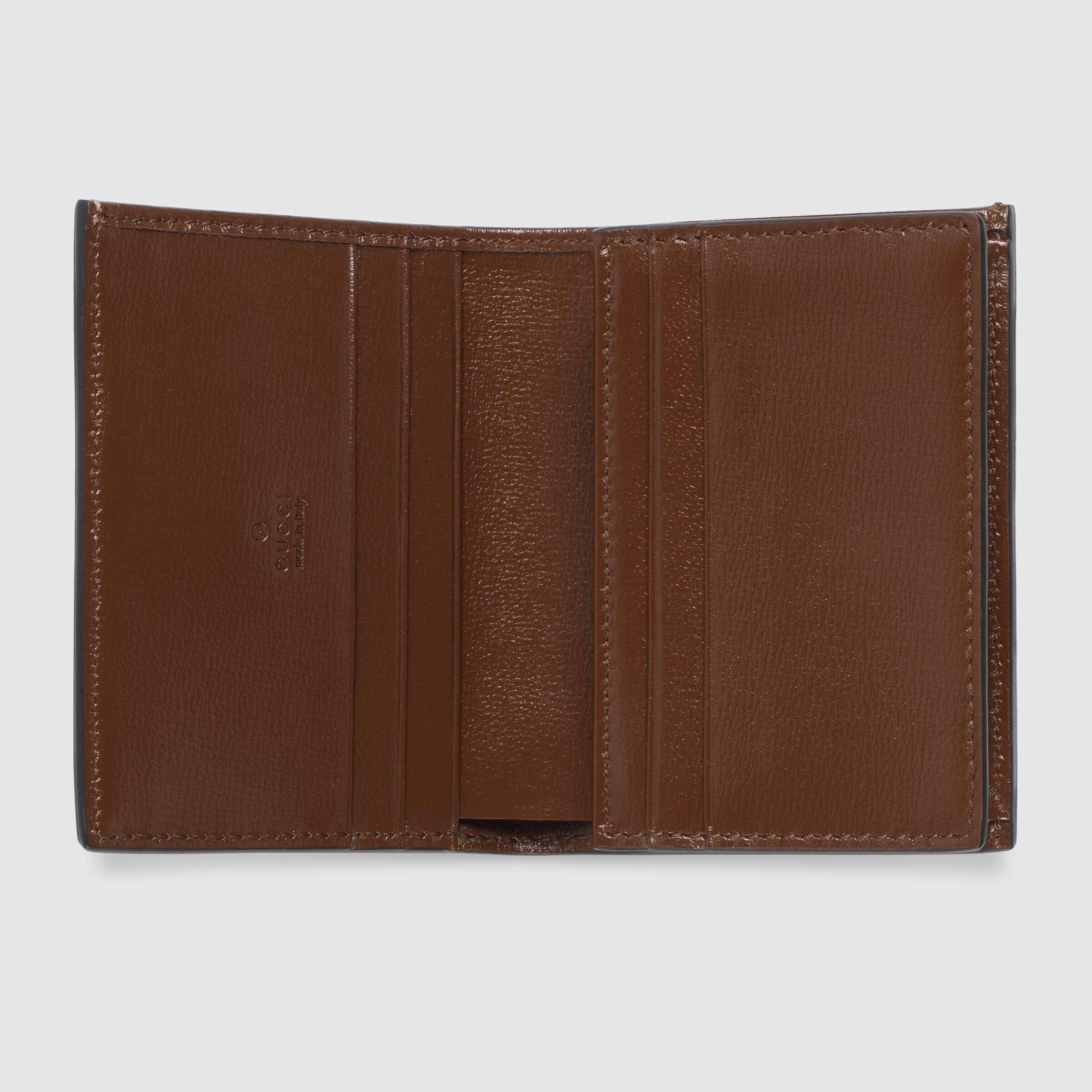 유럽직배송 구찌 GUCCI Gucci Jackie 1961 card case wallet 645536HUHHG8565