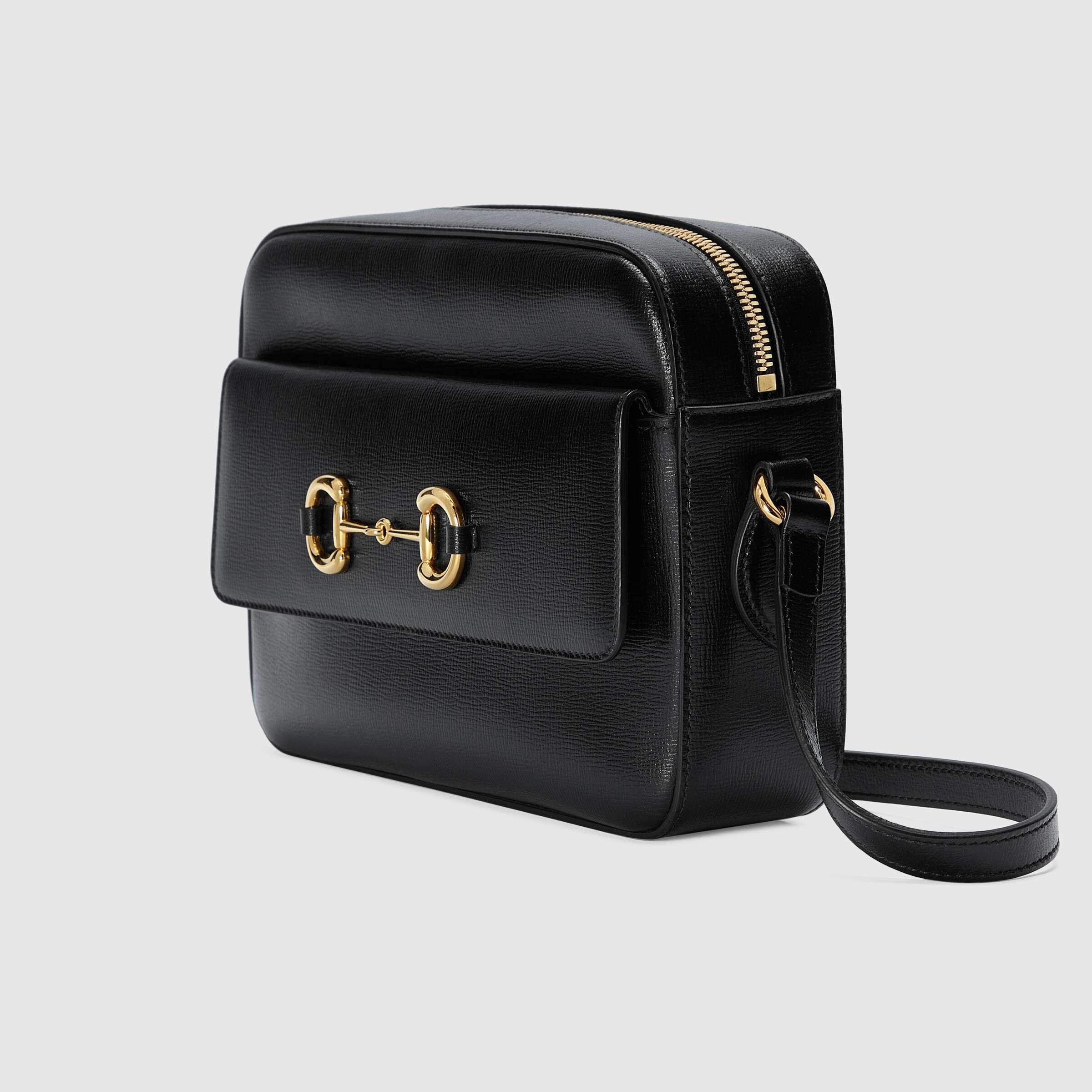 유럽직배송 구찌 GUCCI Gucci - Gucci Horsebit 1955 small shoulder bag 6454541DB0G1000