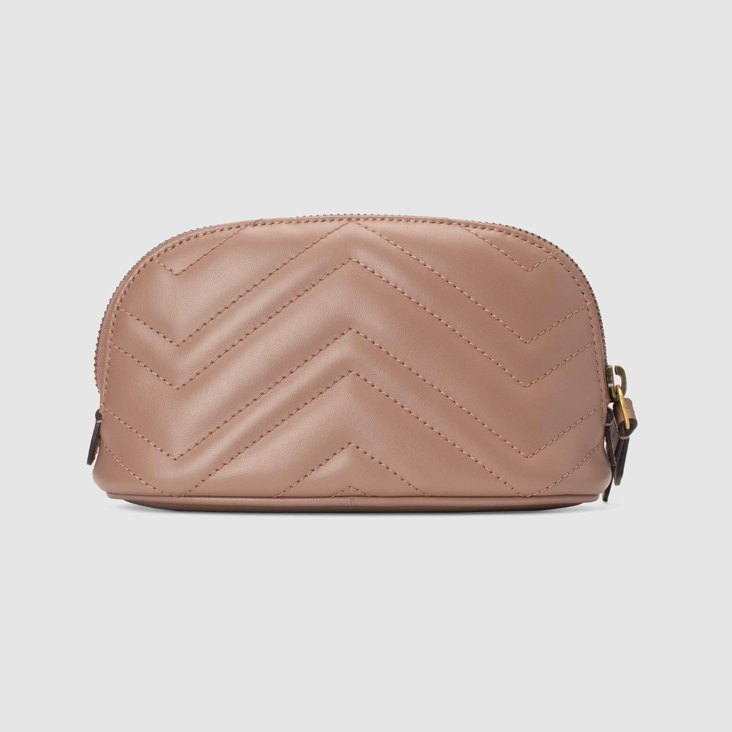 유럽직배송 구찌 GUCCI Gucci GG Marmont cosmetic case 625544DTDHT5729
