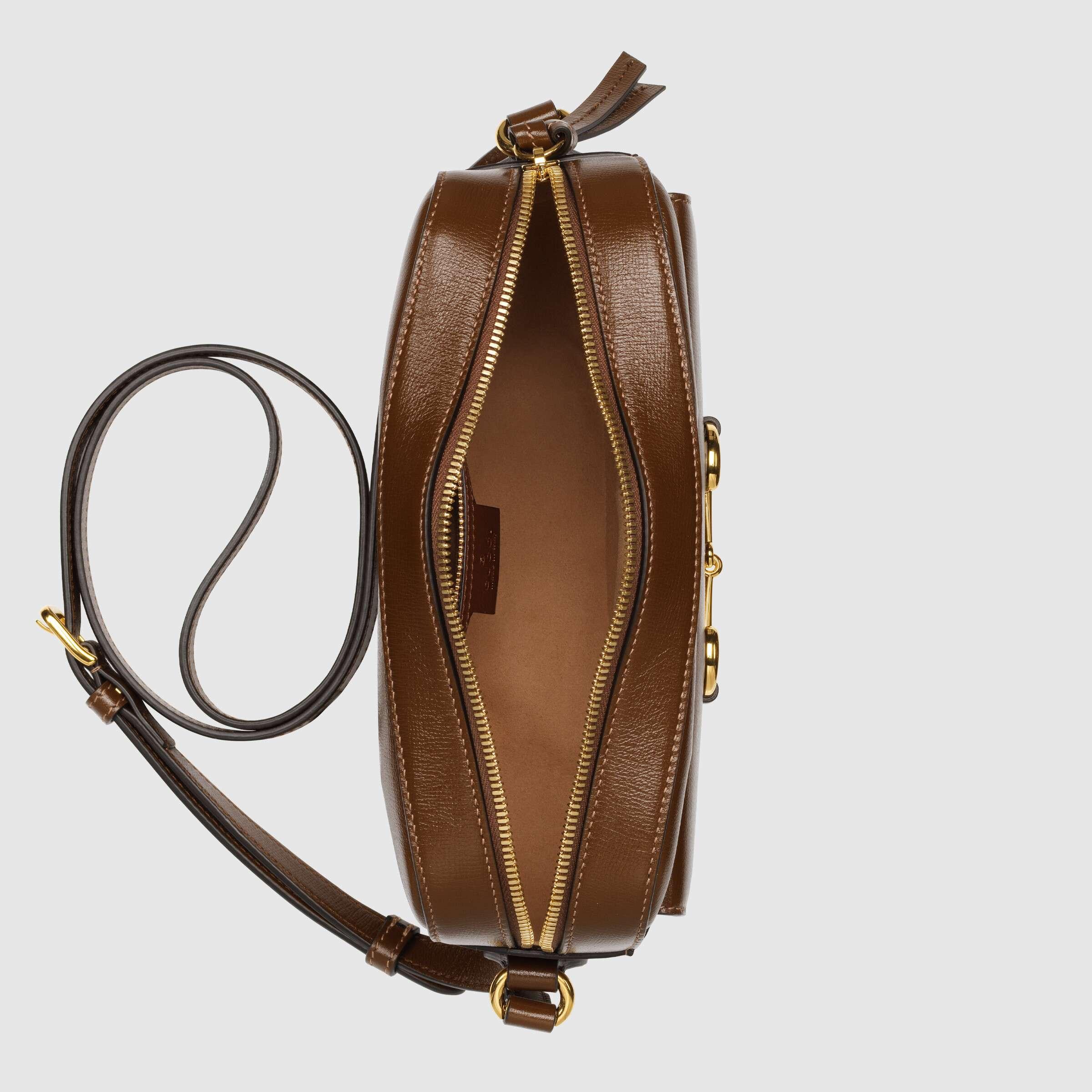 유럽직배송 구찌 GUCCI Gucci - Gucci Horsebit 1955 small shoulder bag 6454541DB0G2361