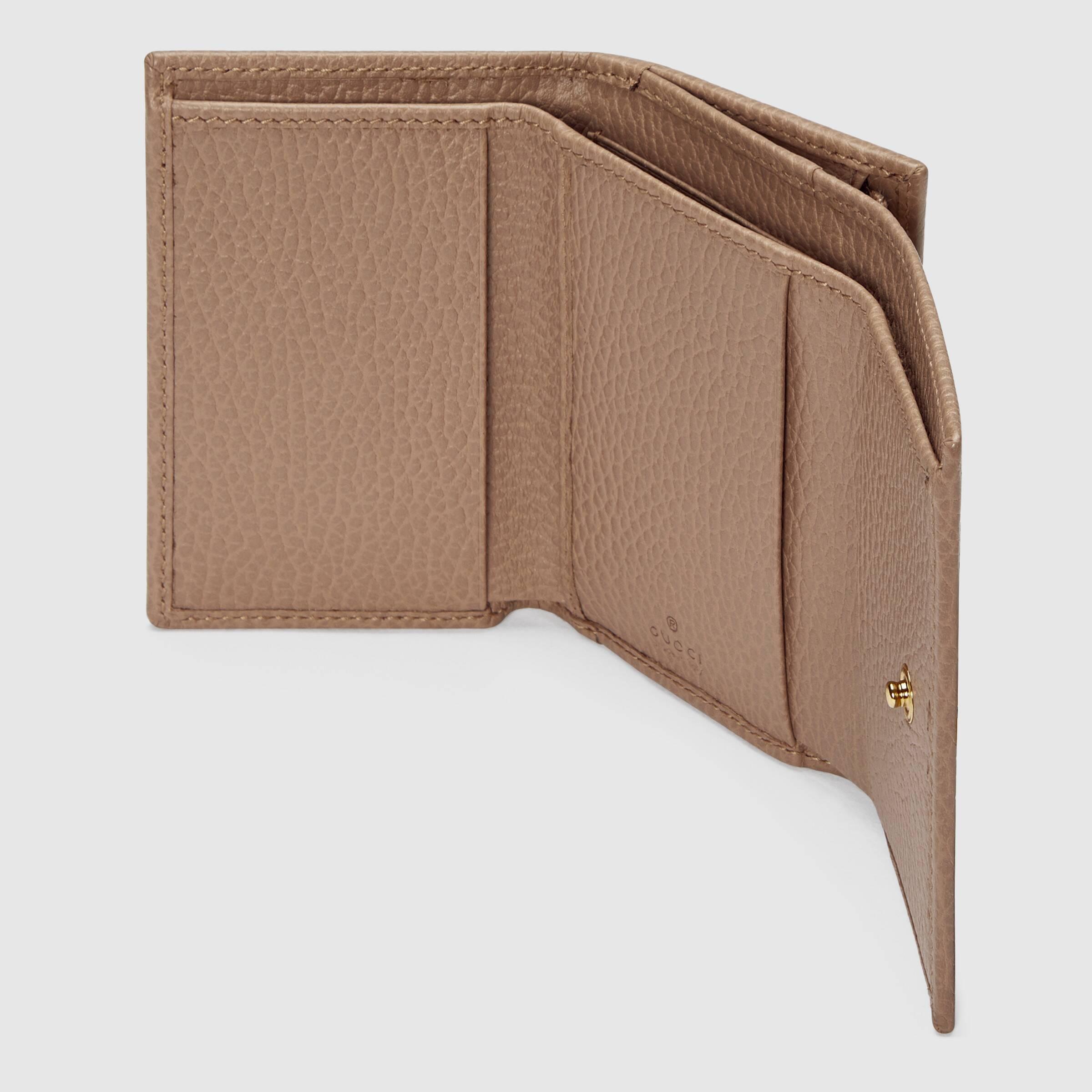 유럽직배송 구찌 GUCCI Gucci GG Marmont medium wallet 644407CAO0G5729