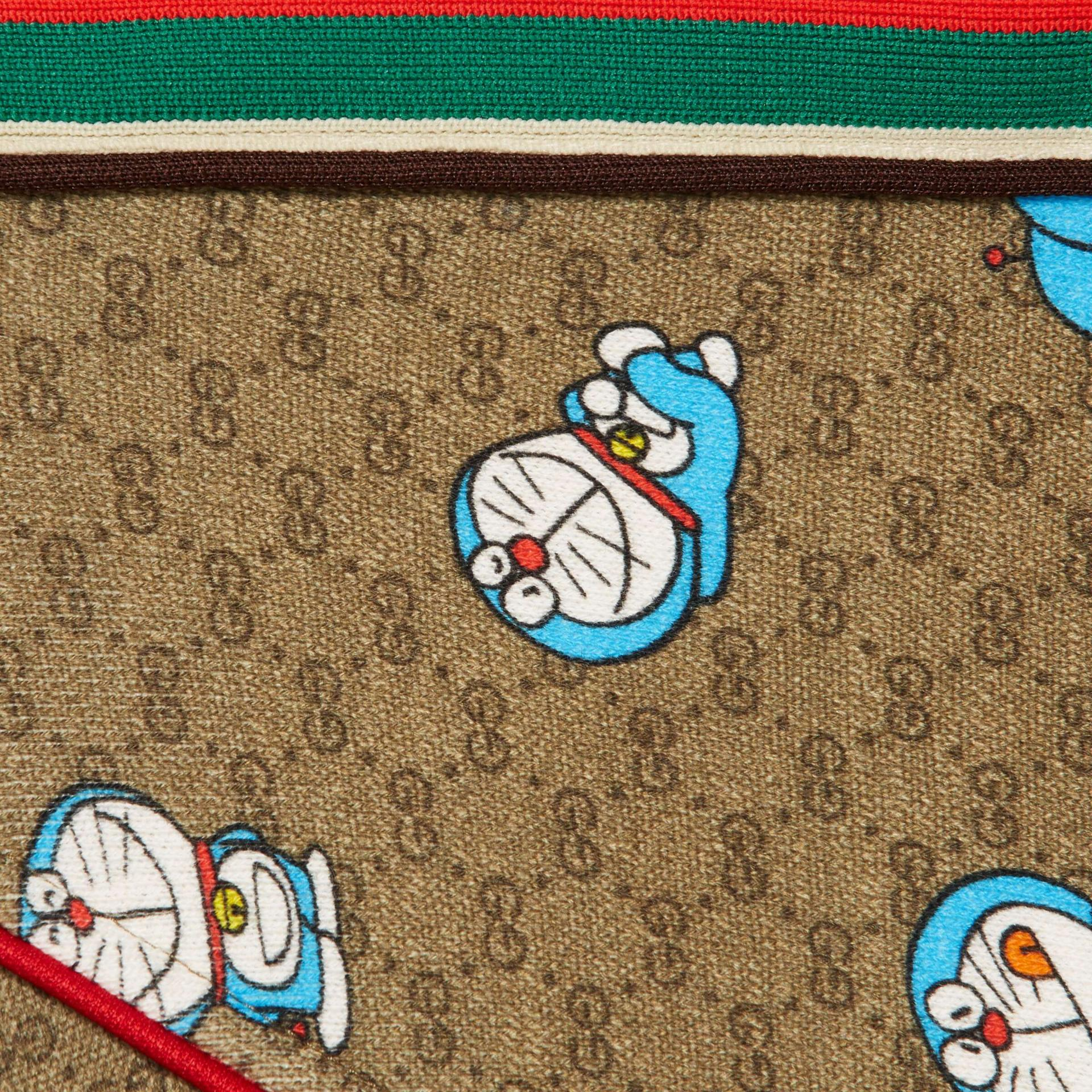 유럽직배송 구찌 GUCCI Gucci - Doraemon x Gucci cotton dress 656650XJDIE2138
