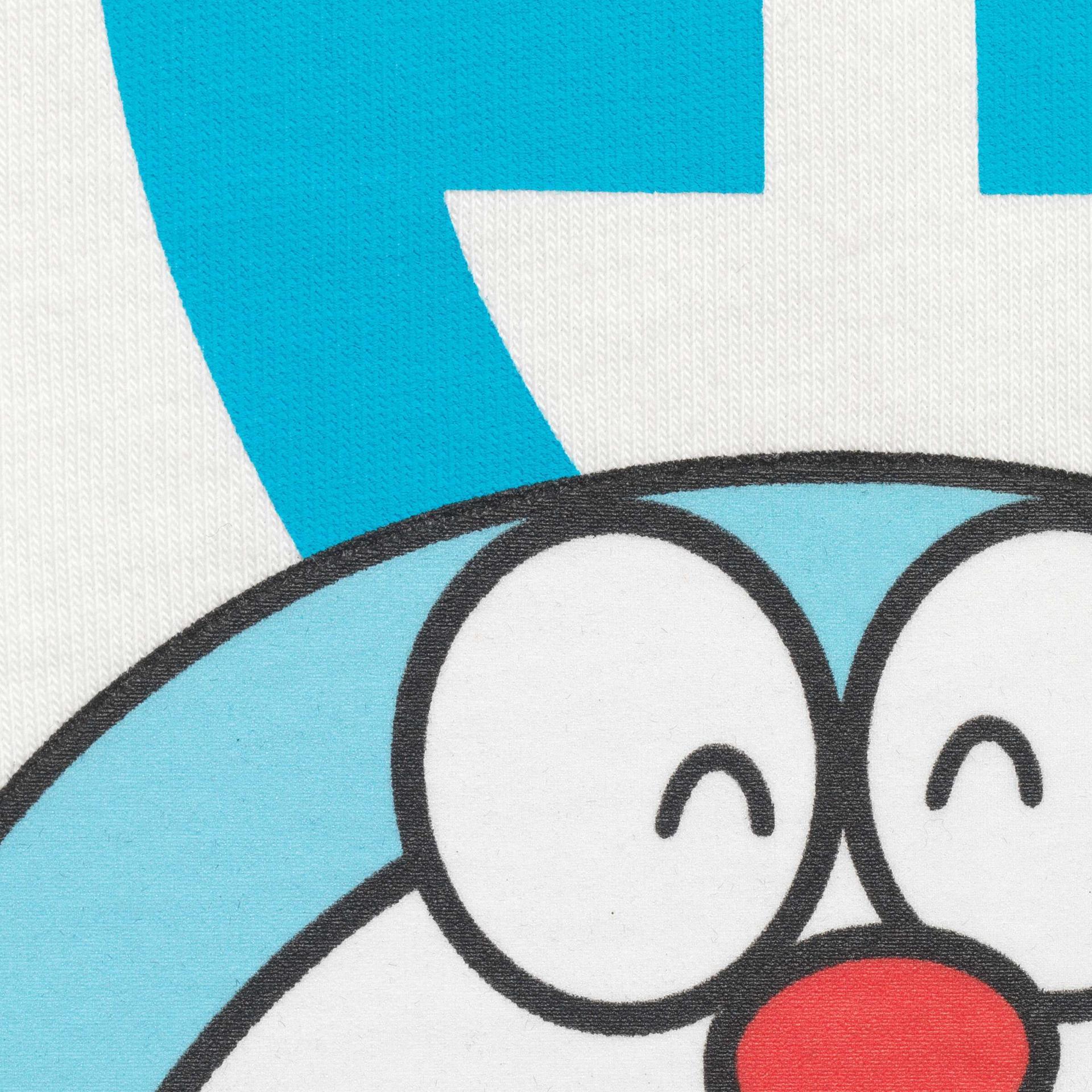 유럽직배송 구찌 GUCCI Gucci - Doraemon x Gucci oversize T-shirt 616036XJDEZ9791