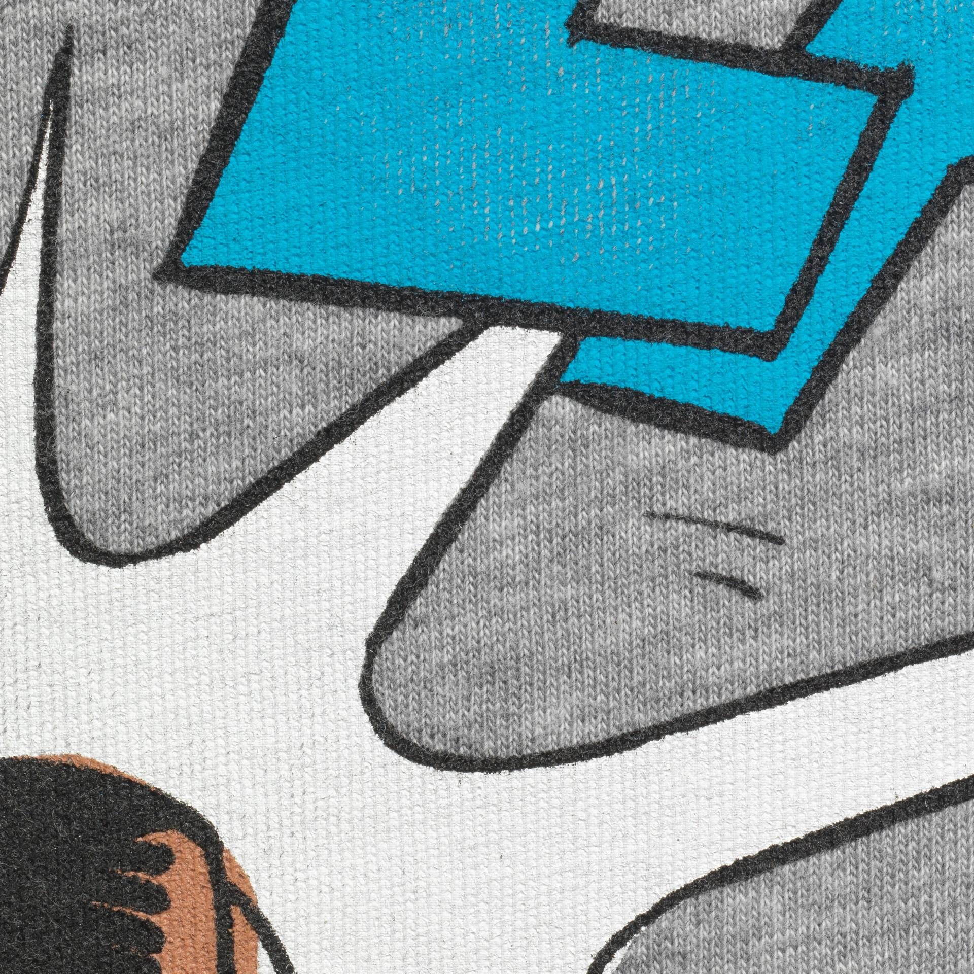 유럽직배송 구찌 GUCCI Gucci - Disney x Gucci Donald Duck print T-shirt 548334XJDAE1230