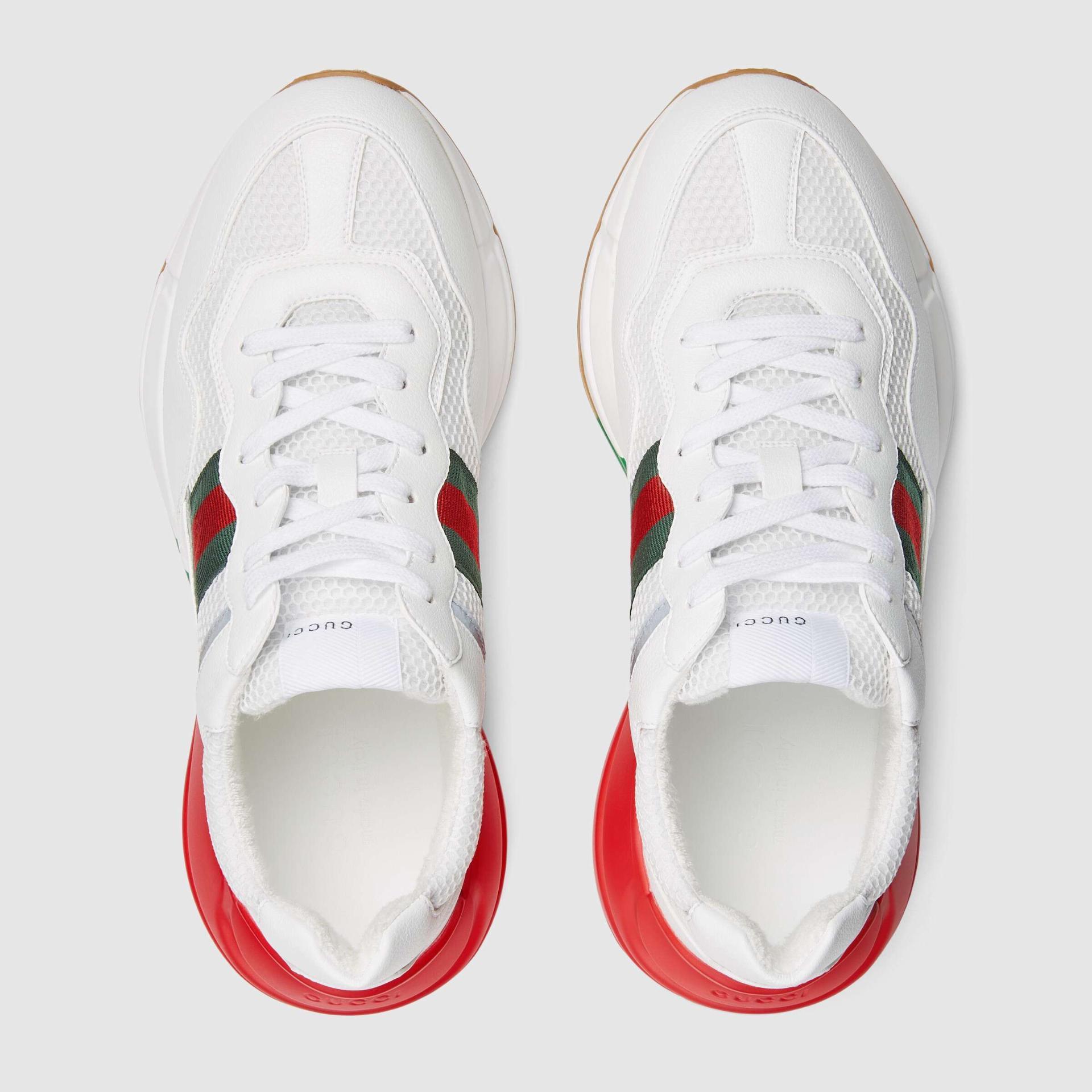 유럽직배송 구찌 GUCCI Gucci Men's Rhyton sneaker 6434912H0609088