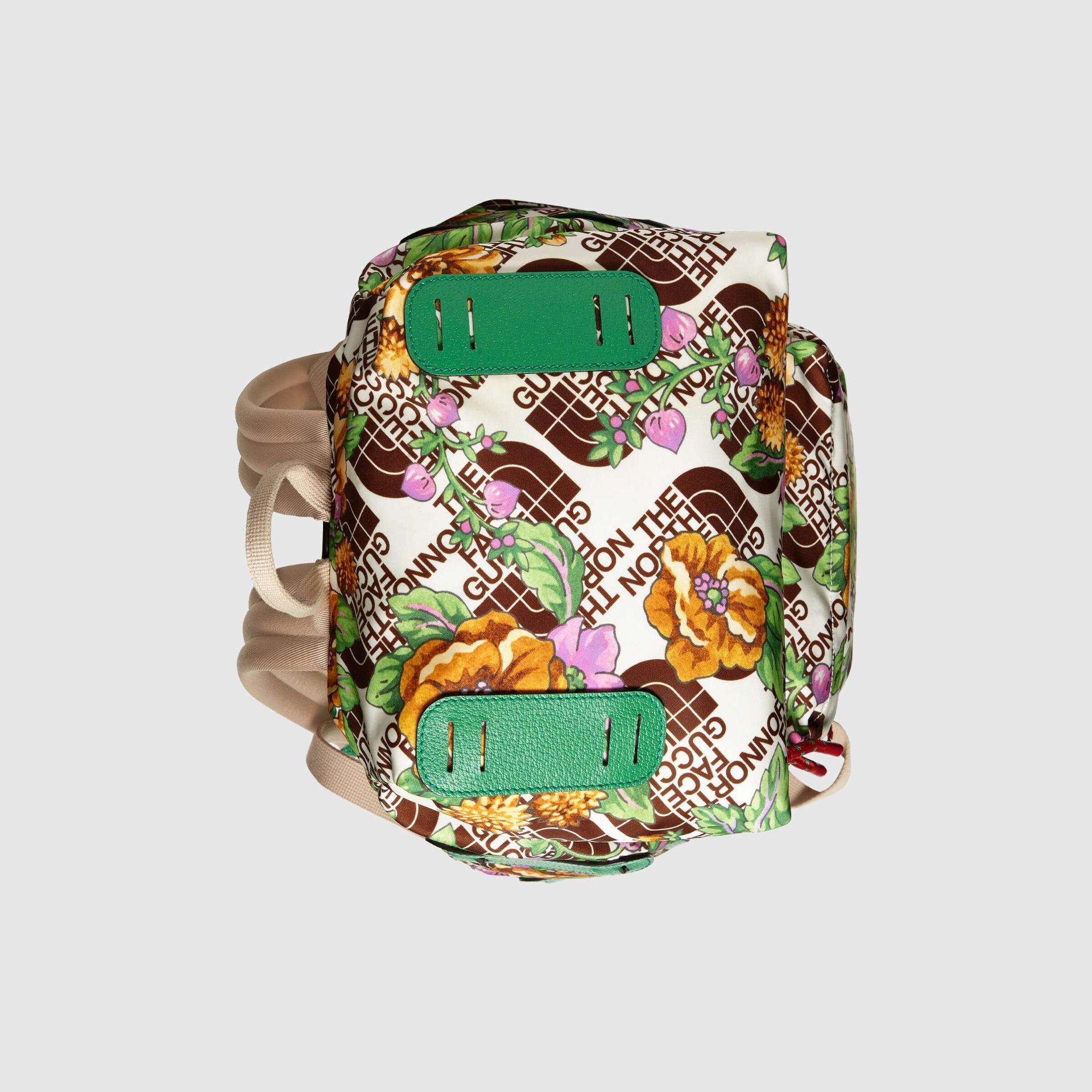 유럽직배송 구찌 GUCCI Gucci - The North Face x Gucci large backpack 6502942QRBN9784