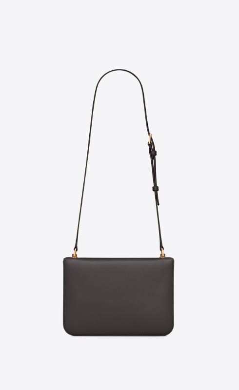 유럽직배송 입생로랑 SAINT LAURENT le carre satchel in box saint laurent leather 6332141YF0W1112