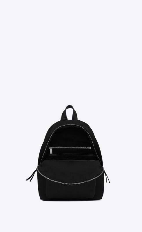 유럽직배송 입생로랑 SAINT LAURENT city mini backpack in canvas 650617GR0VE1000